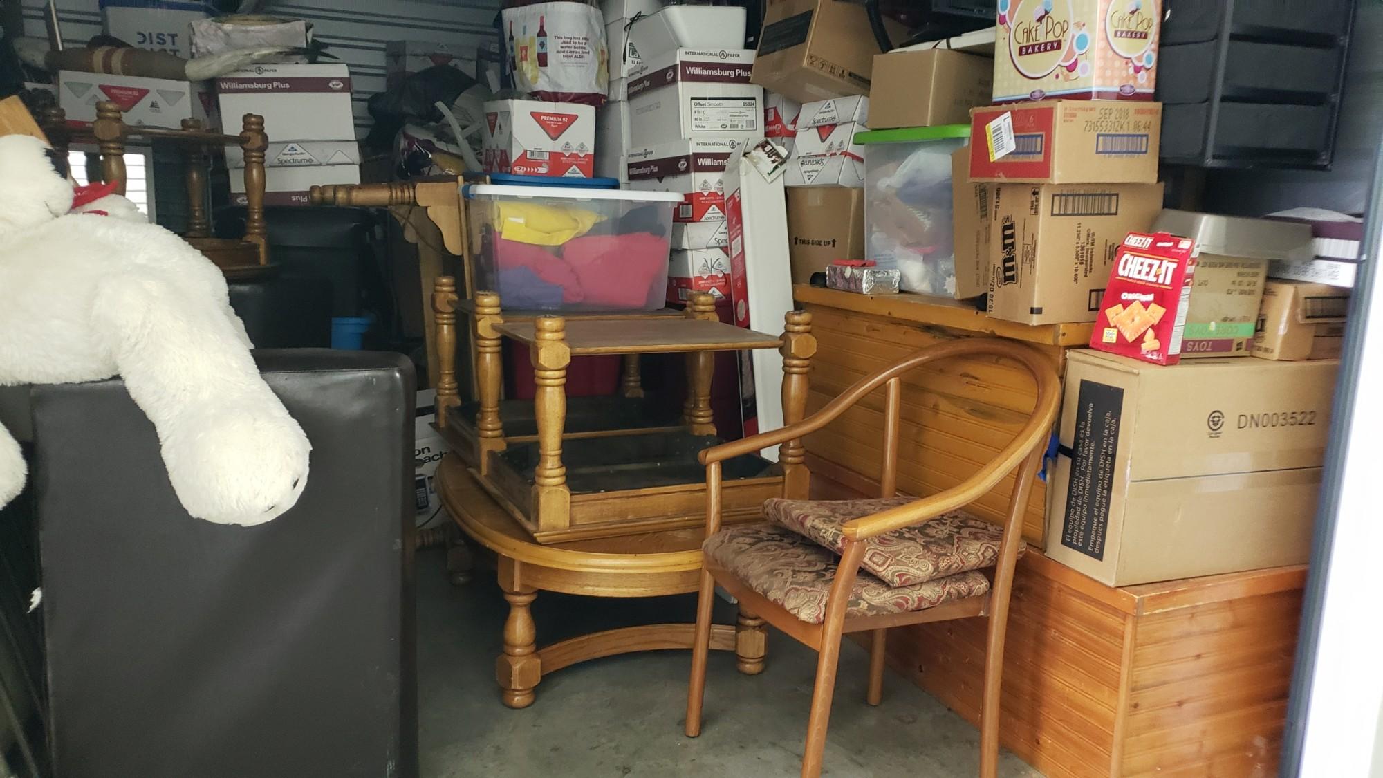 Storage Unit Auction 823973 Greenville Tx