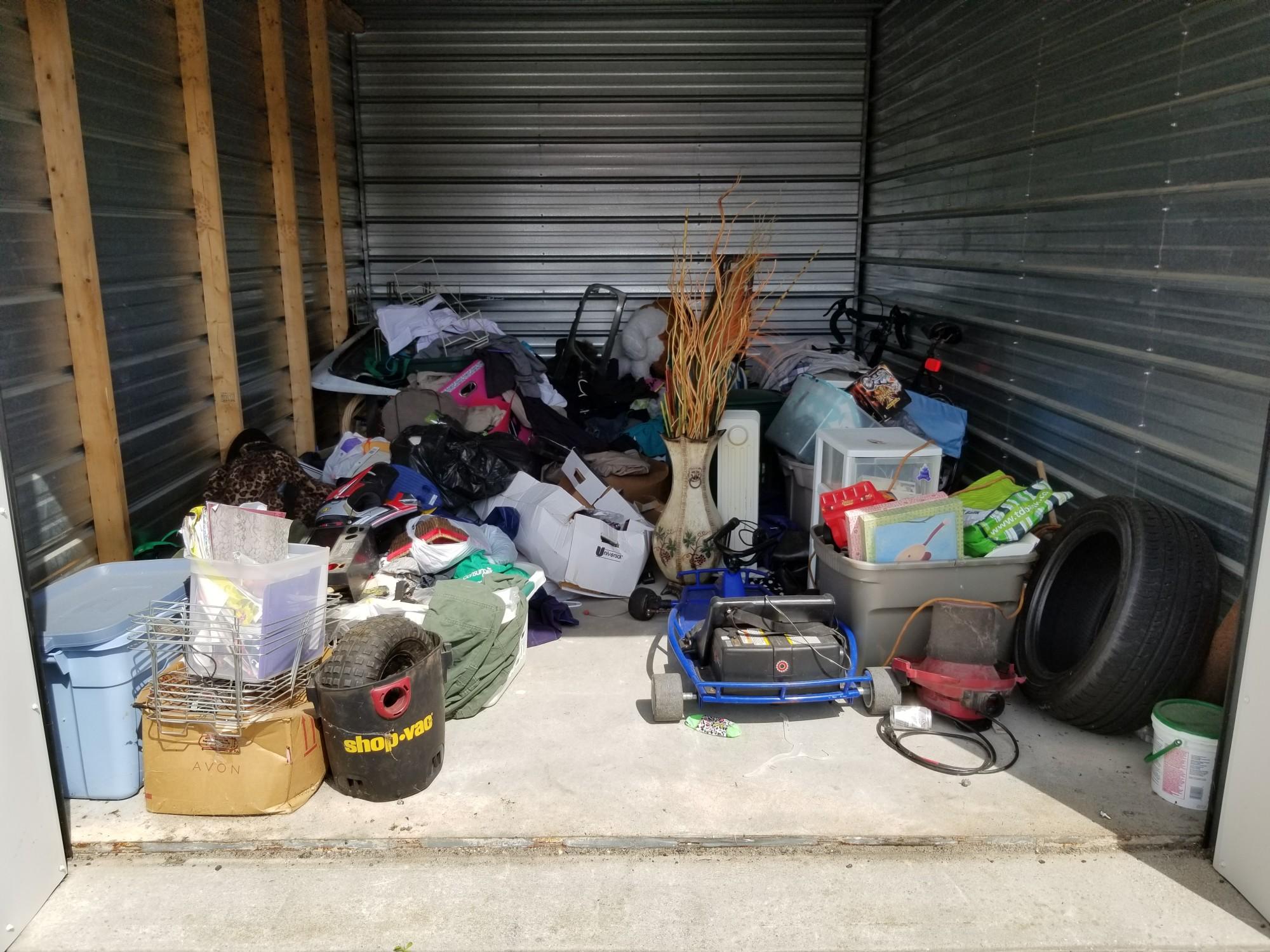 Storage Unit Auction: 826250 | Bridgeton, NJ