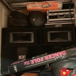 Safe Storage of Van N - ID 834606