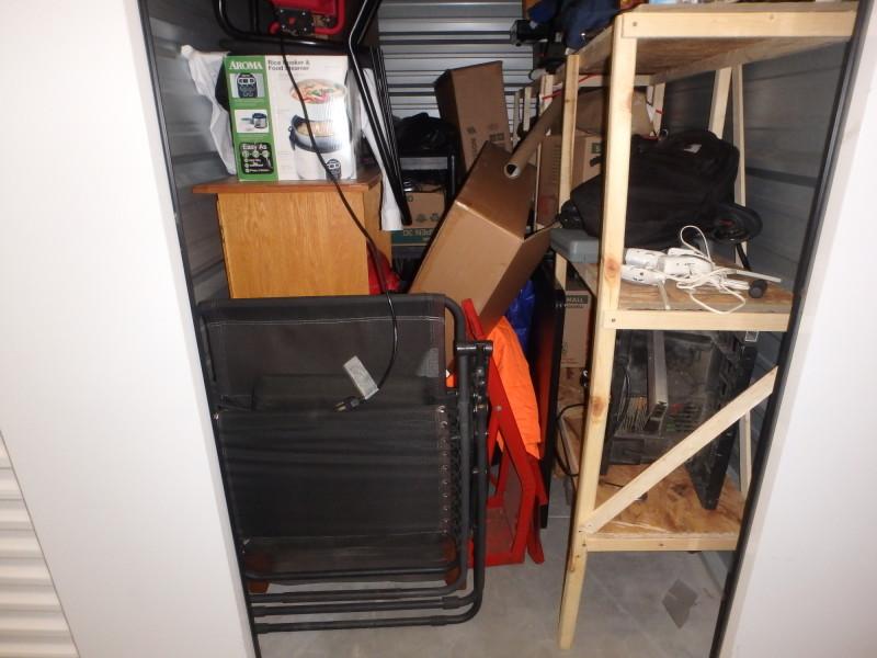 Storage Unit Auction 837001 Cottage Grove Mn