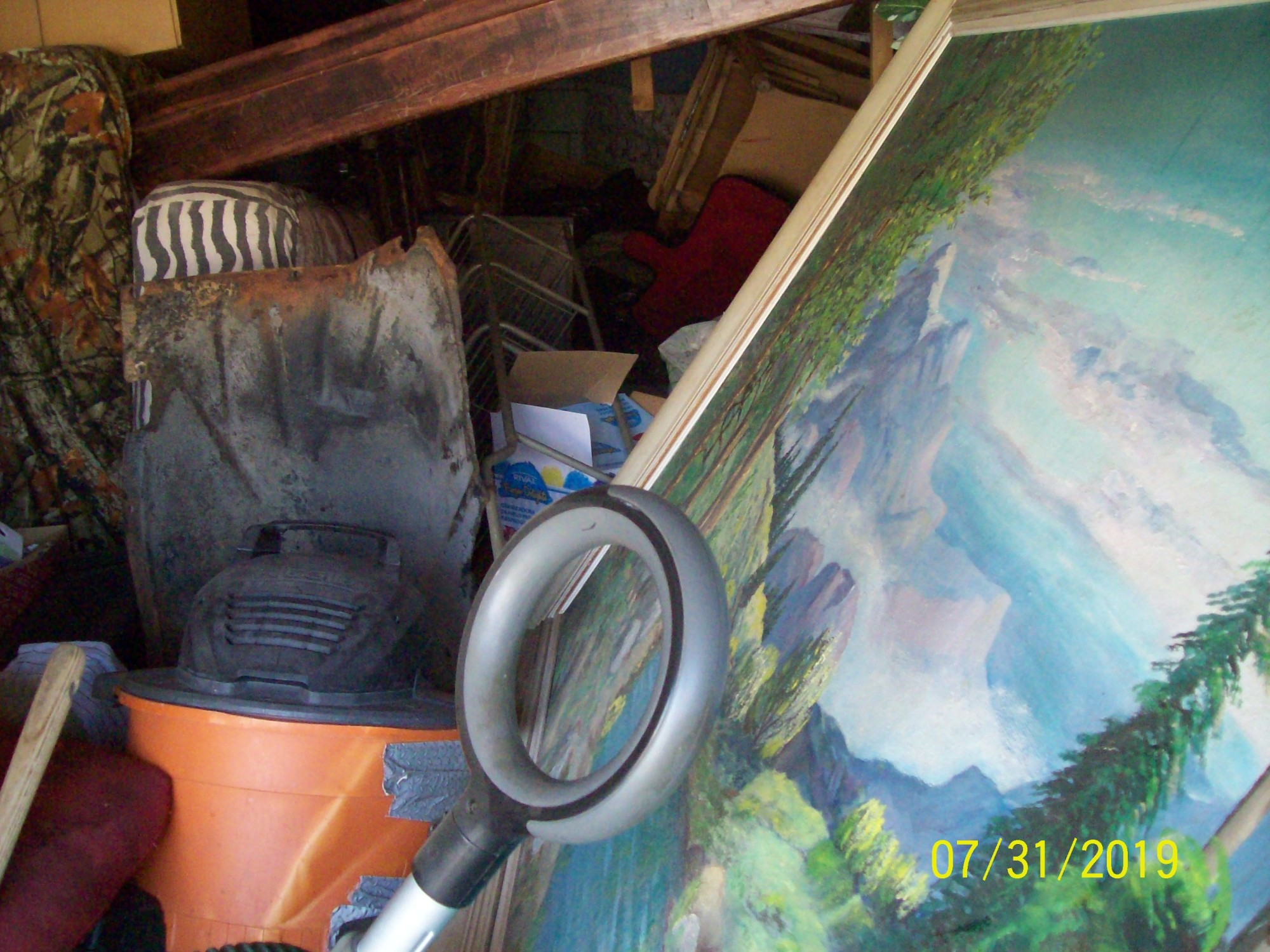 Storage Unit Auction 839766 Yucca Valley Ca