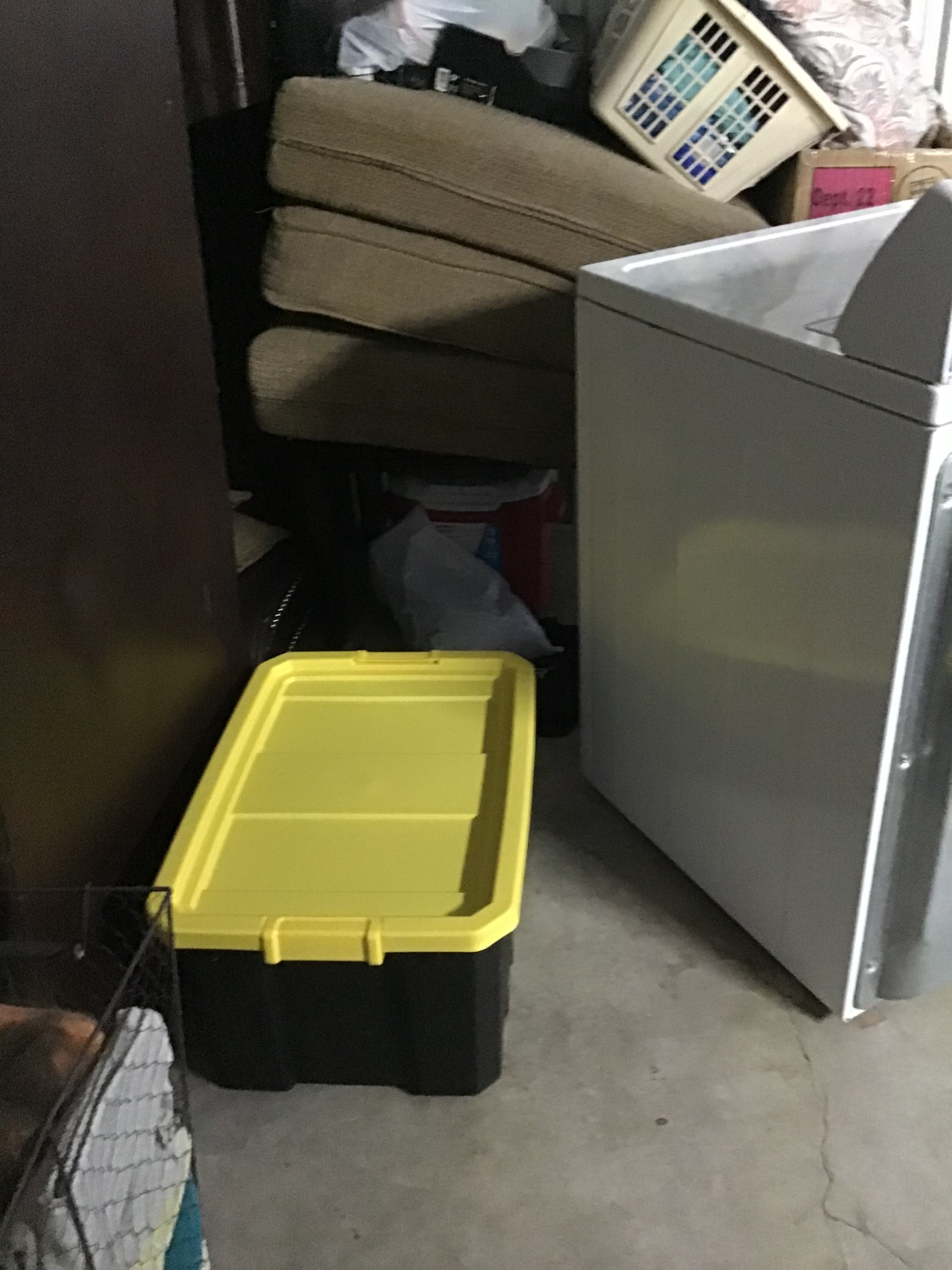 Storage Unit Auction 840385 Grand Prairie Tx