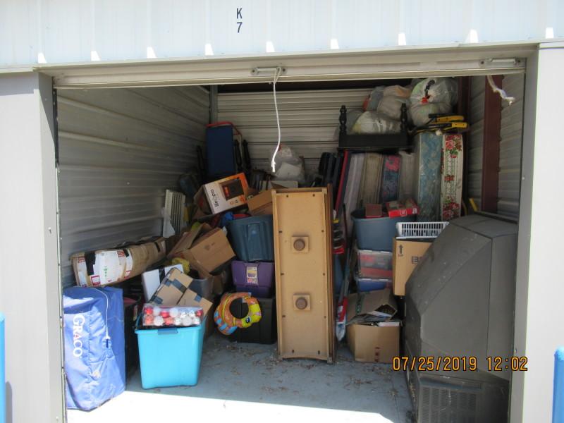 Storage Unit Auction 840420 Decatur Il