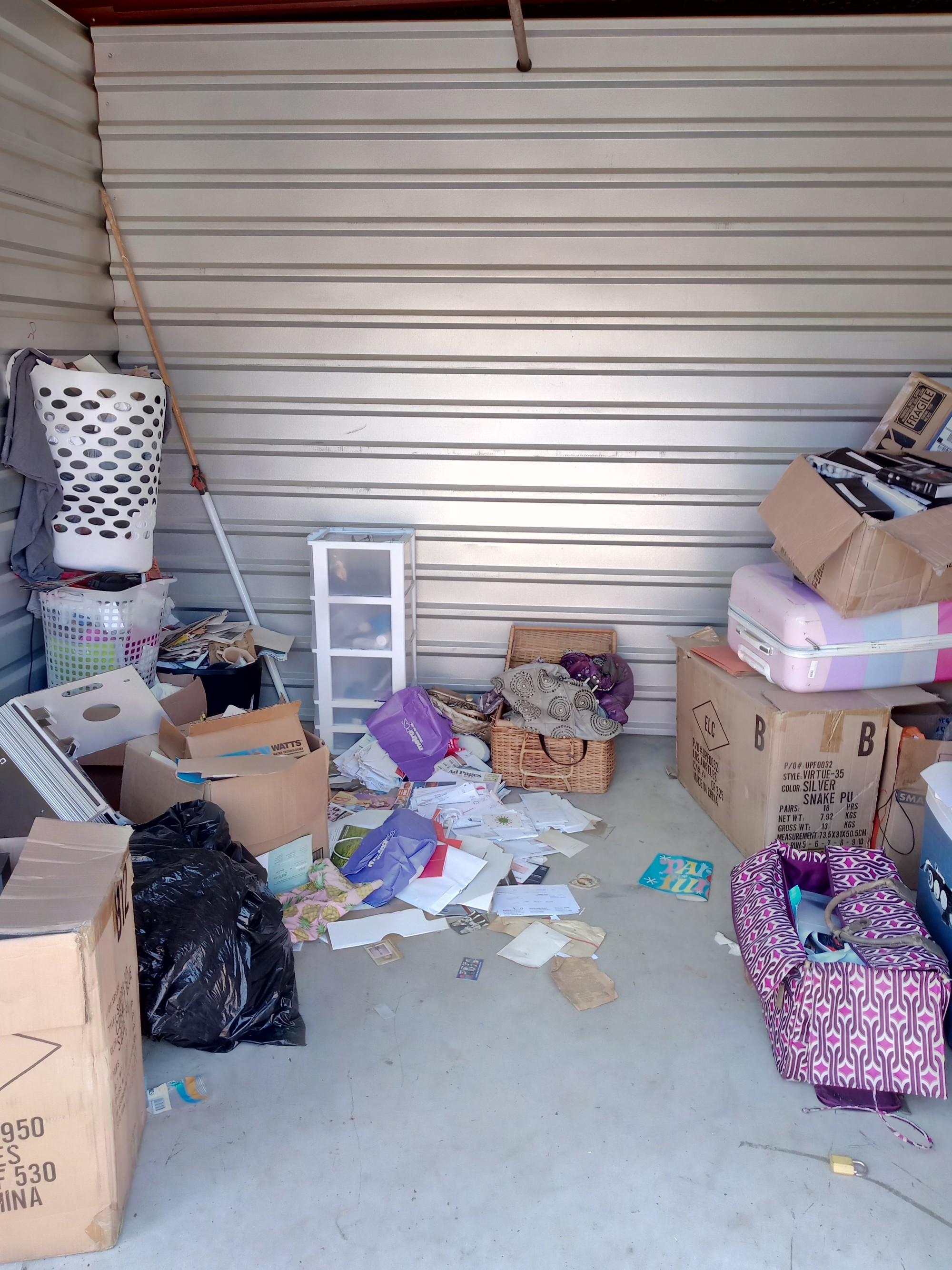 Storage Unit Auction 842711 Corinth Tx
