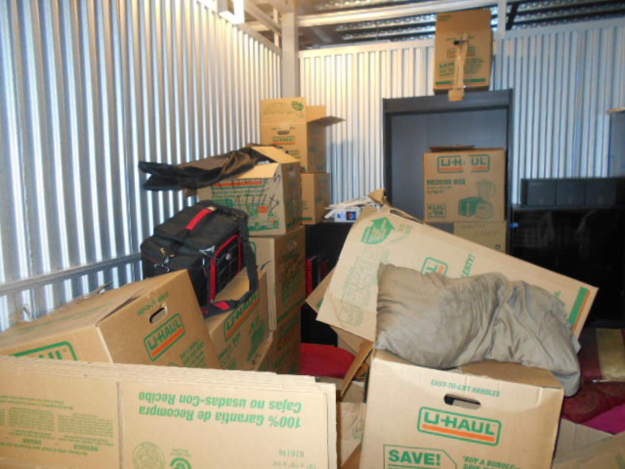 Storage Unit Auction 844348 West Bloomington Mn