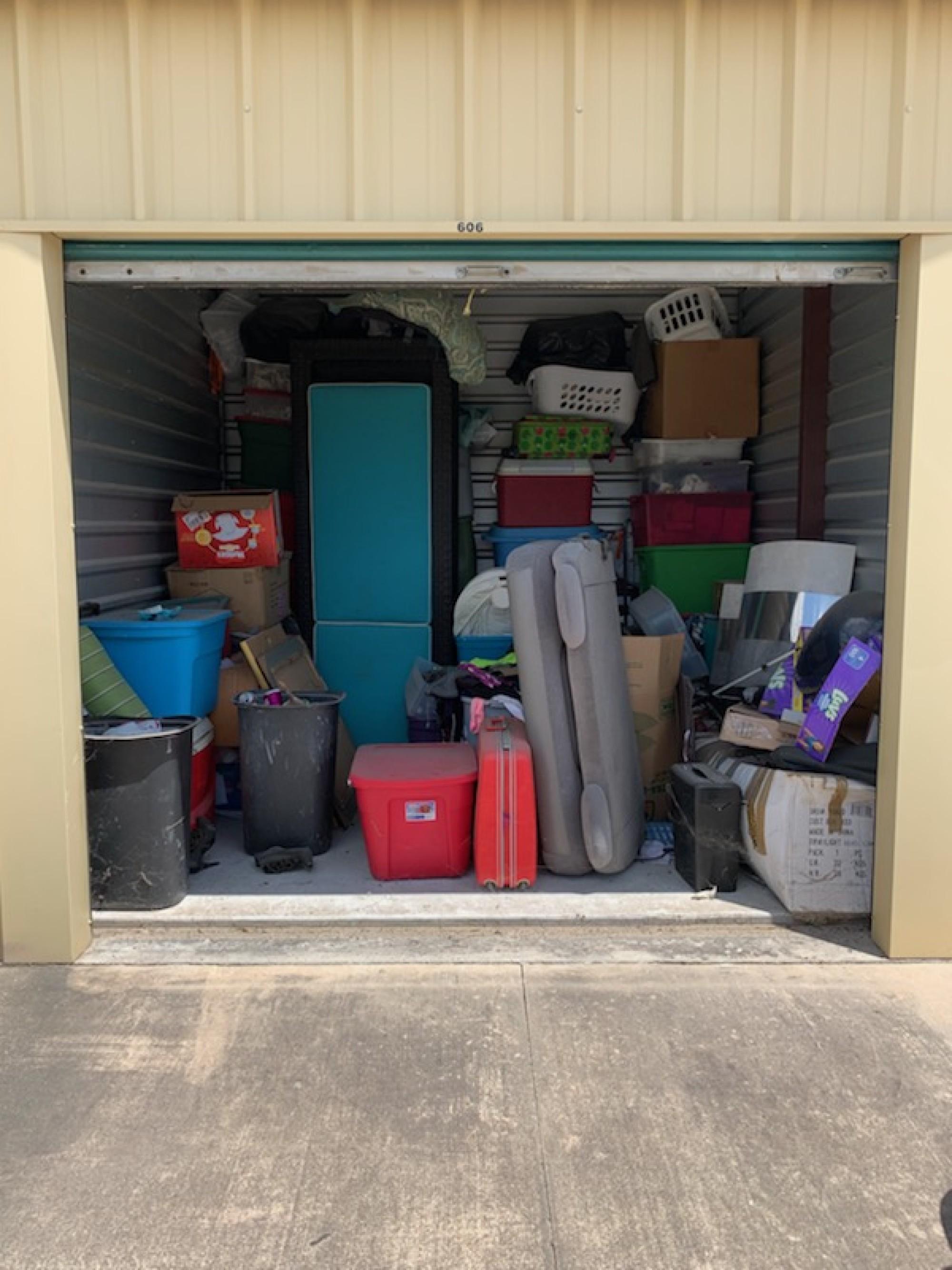Storage Auctions
