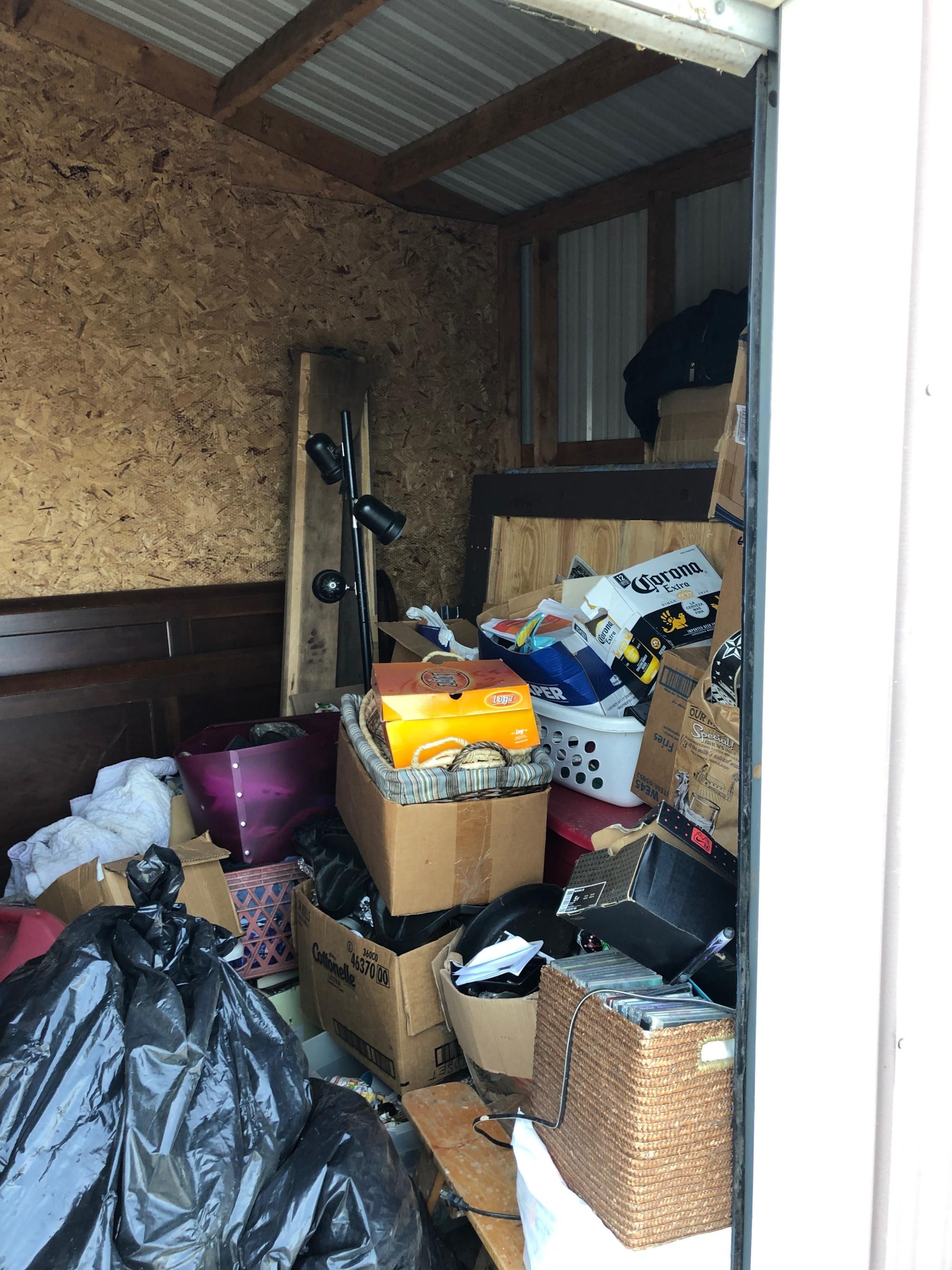 Storage Unit Auction 845777 Ozark Mo