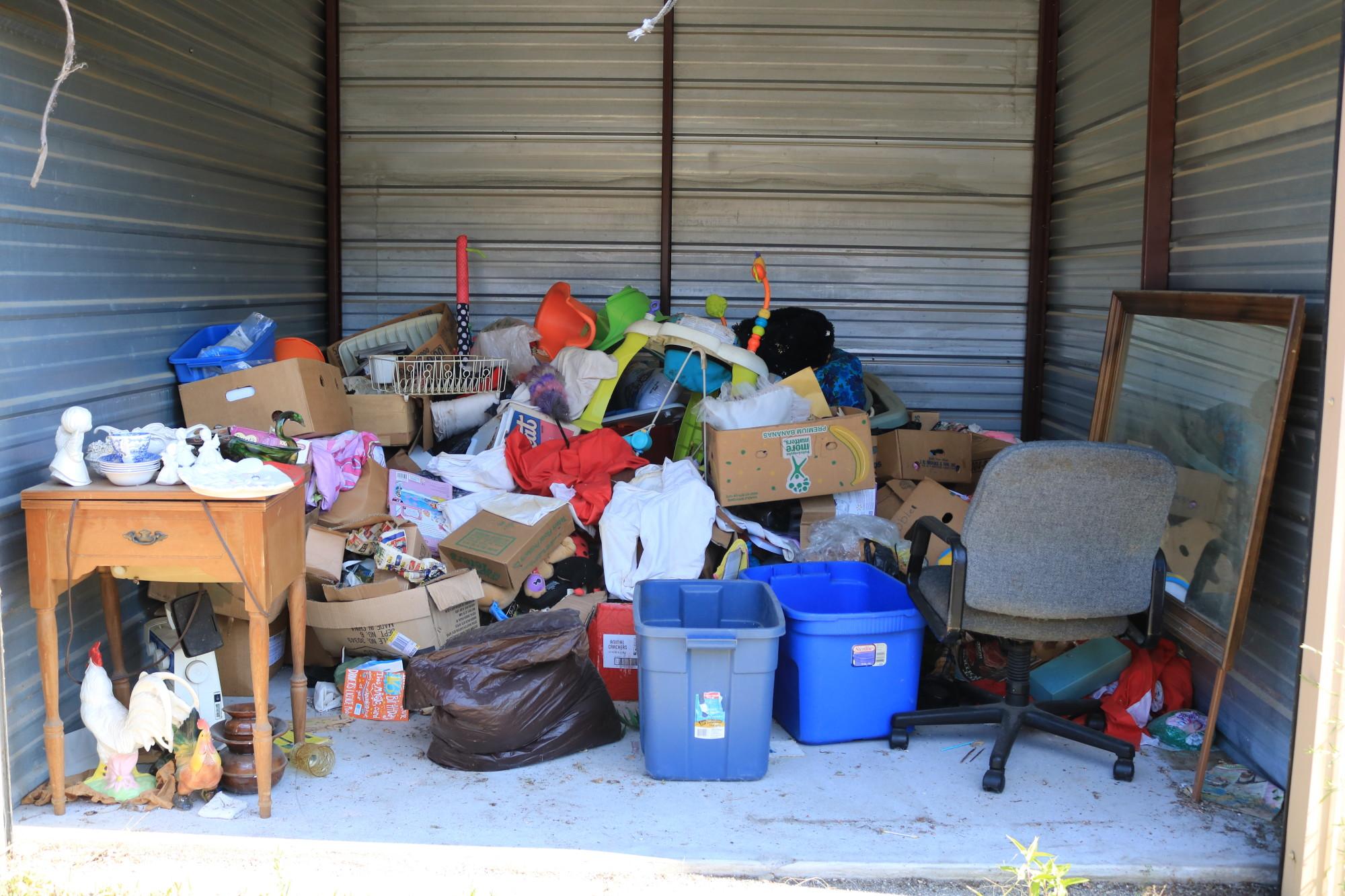 Storage Unit Auction 847162 Miami Ok