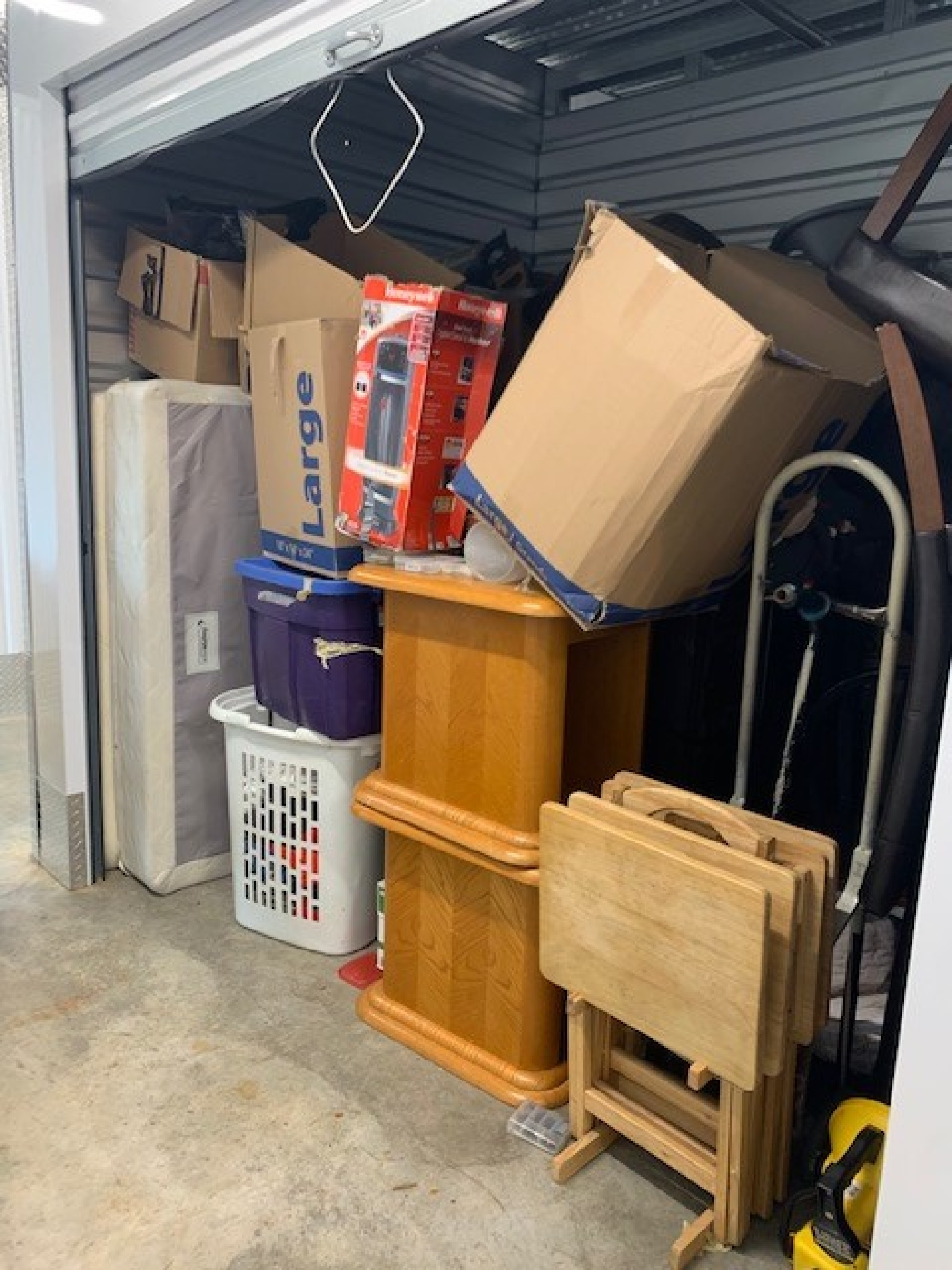 Storage Unit Auction 848272 Auburn Wa