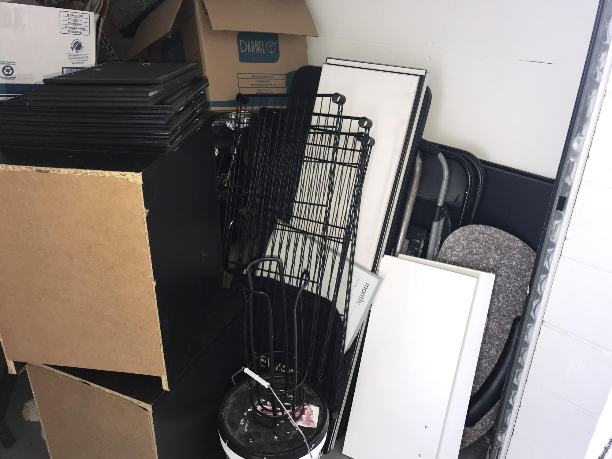 Storage Unit Auction 851049 St Petersburg Fl