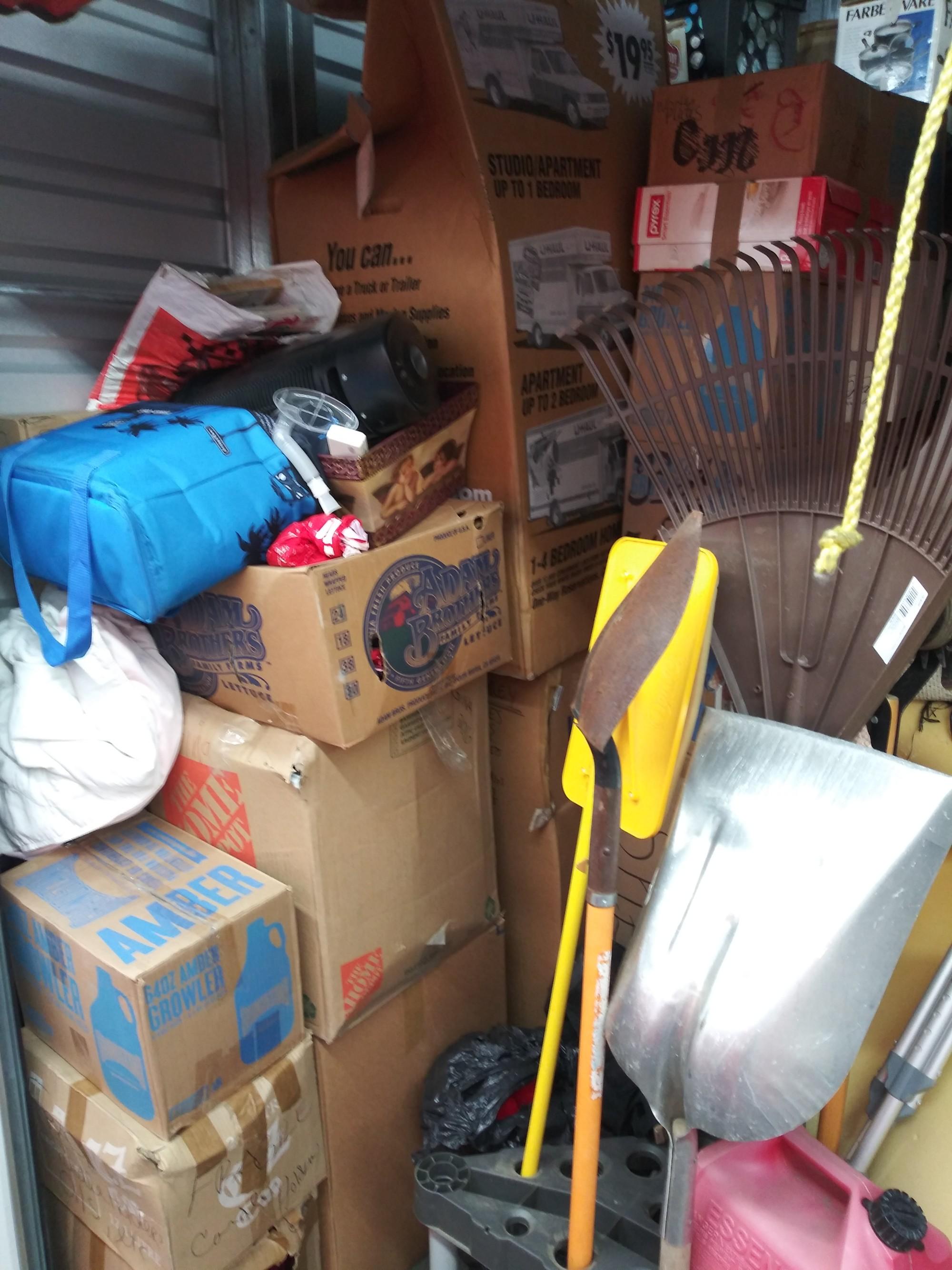 Storage Unit Auction 851324 Coeur D Alene Id