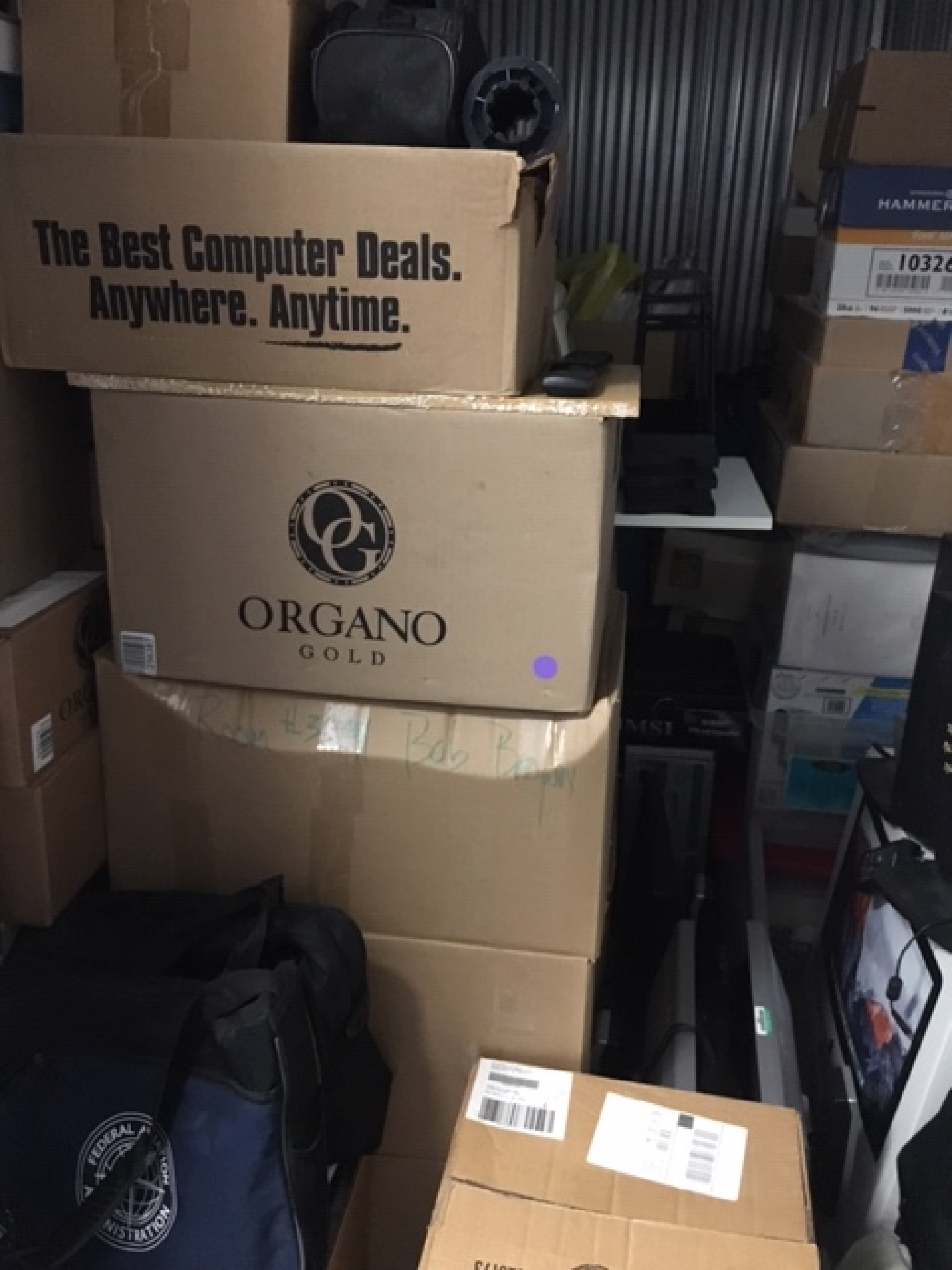 Storage Unit Auction 854207 Silver Spring Md