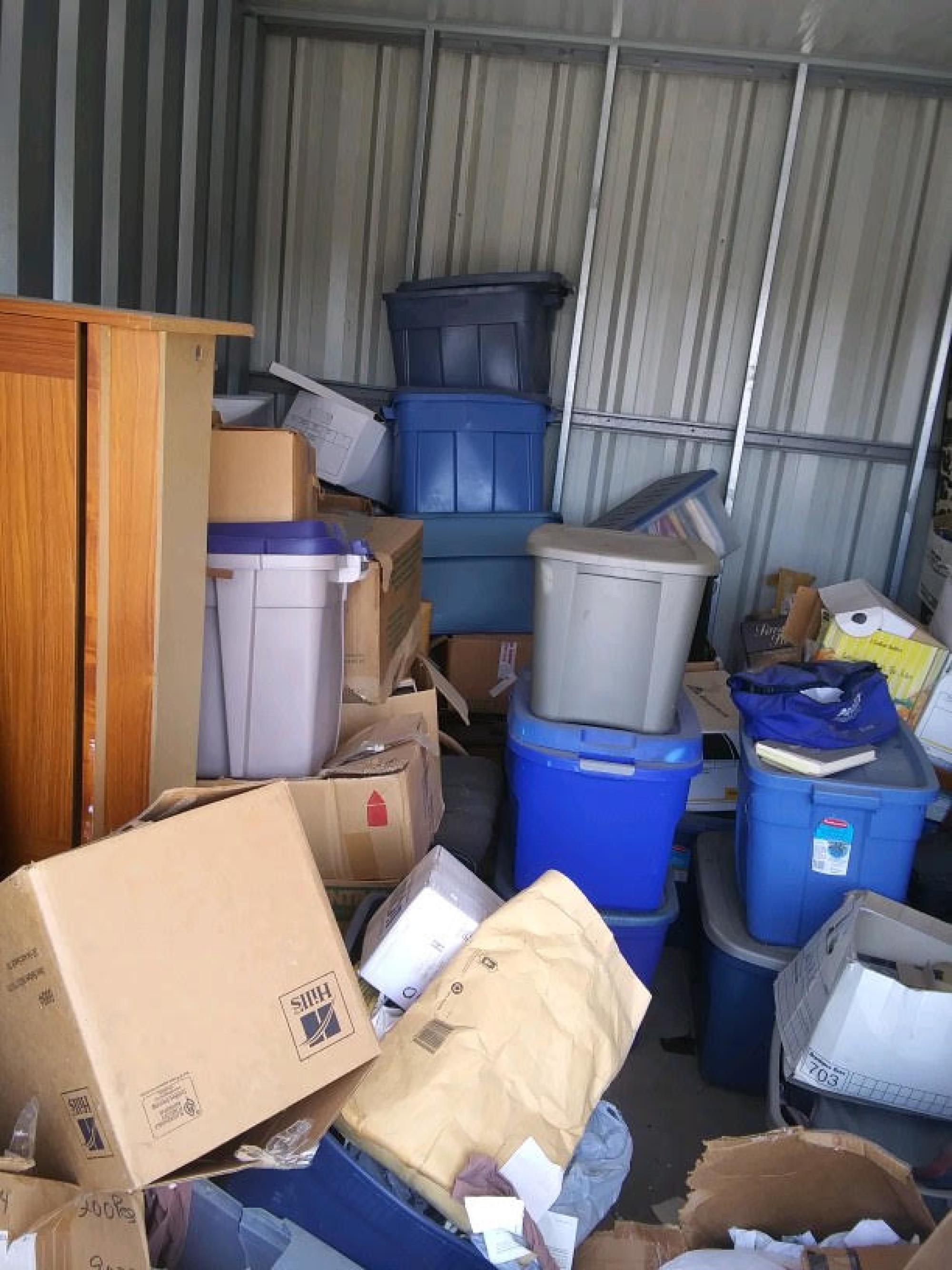 Storage Unit Auction 855736 Rockwall Tx
