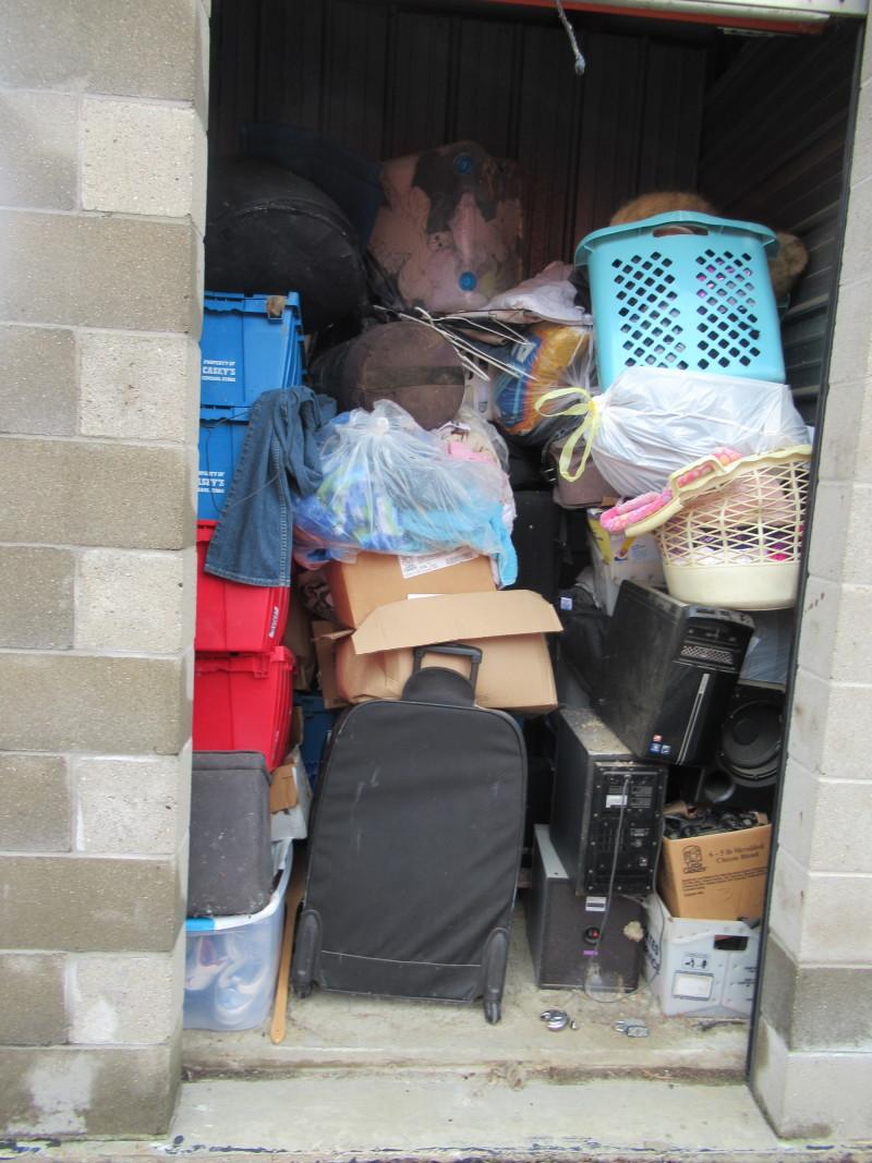 Storage Unit Auction 863415 Decatur Il