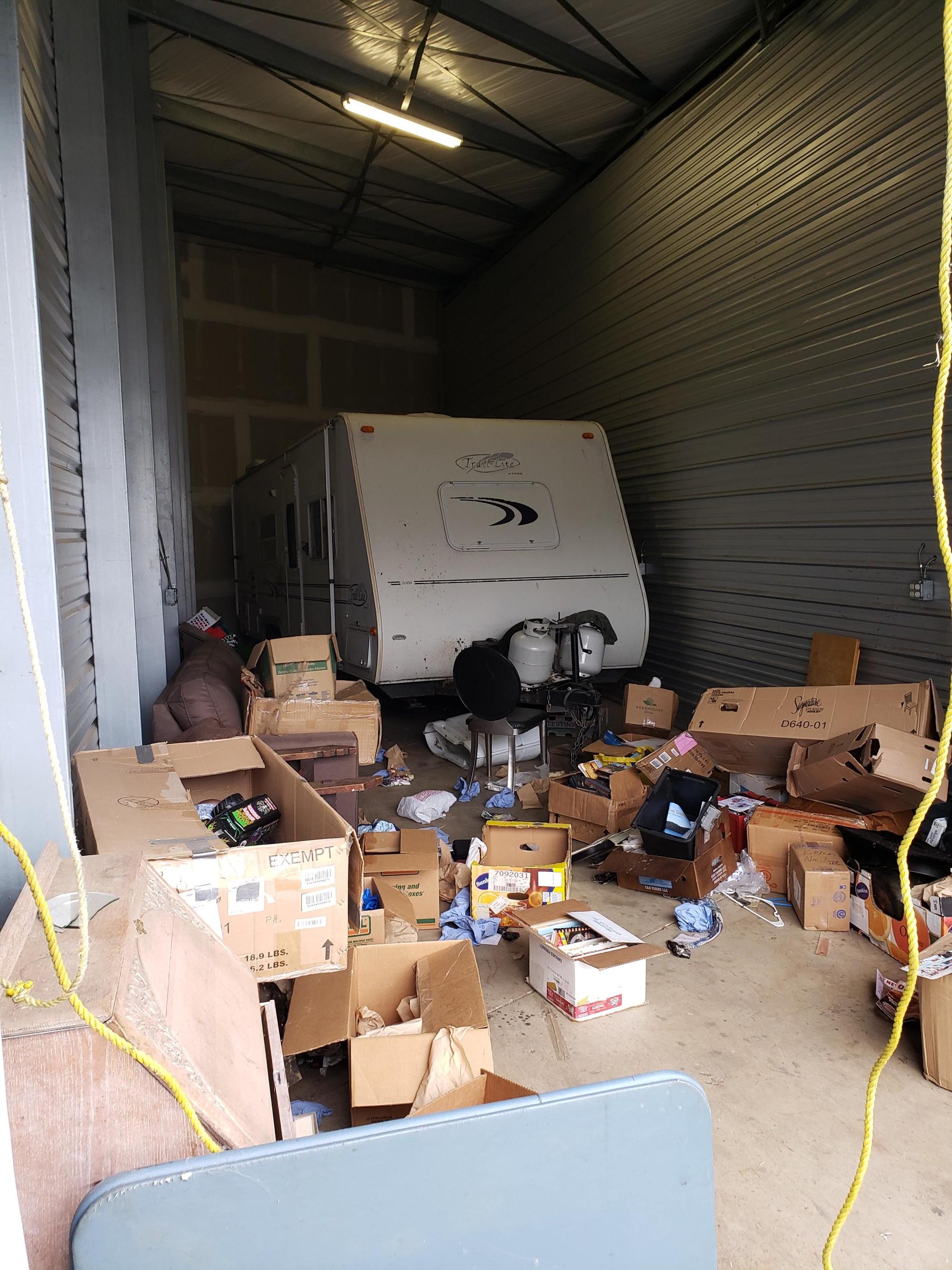 Storage Unit Auction 864277 Albany Or