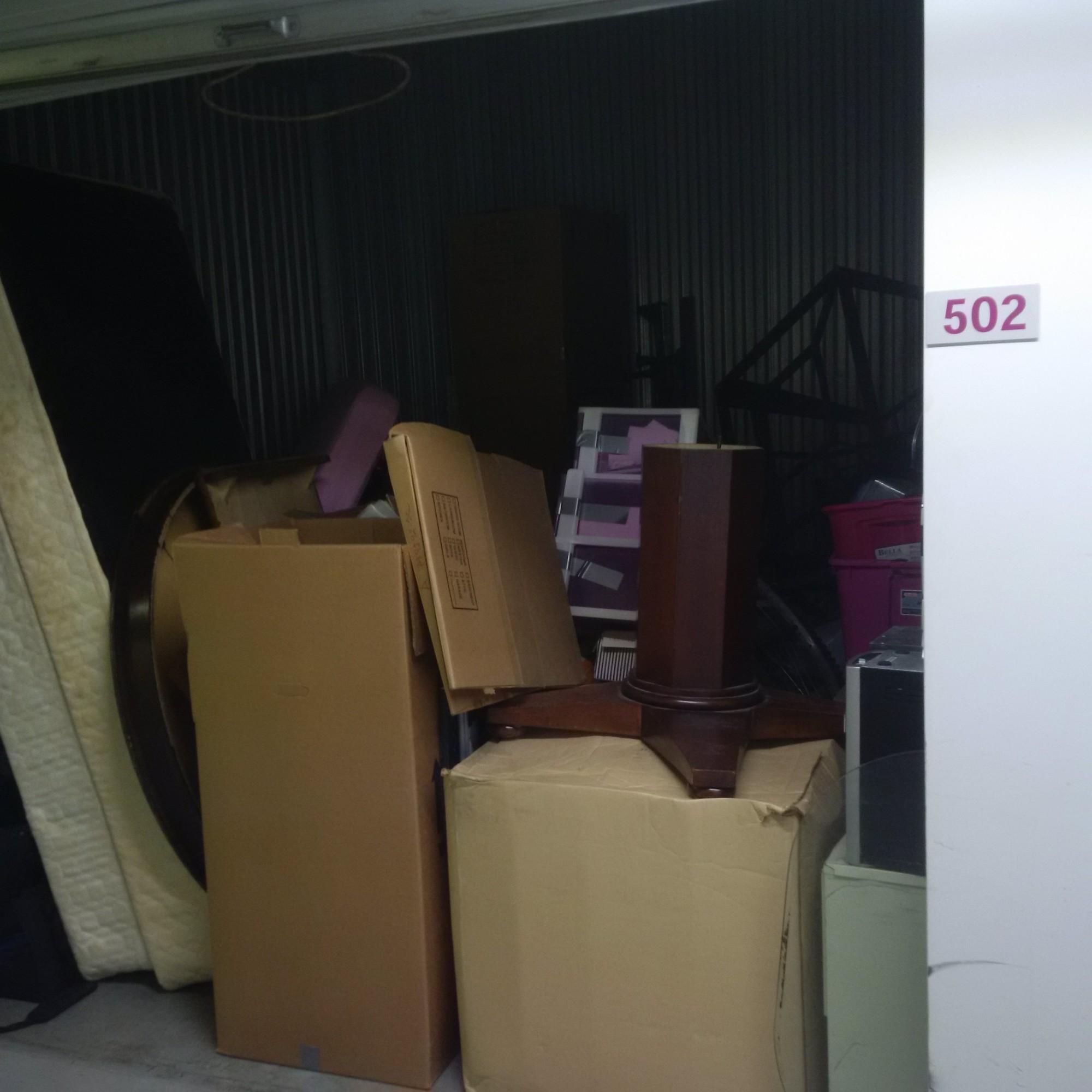 Storage Unit Auction 866566 Doraville Ga