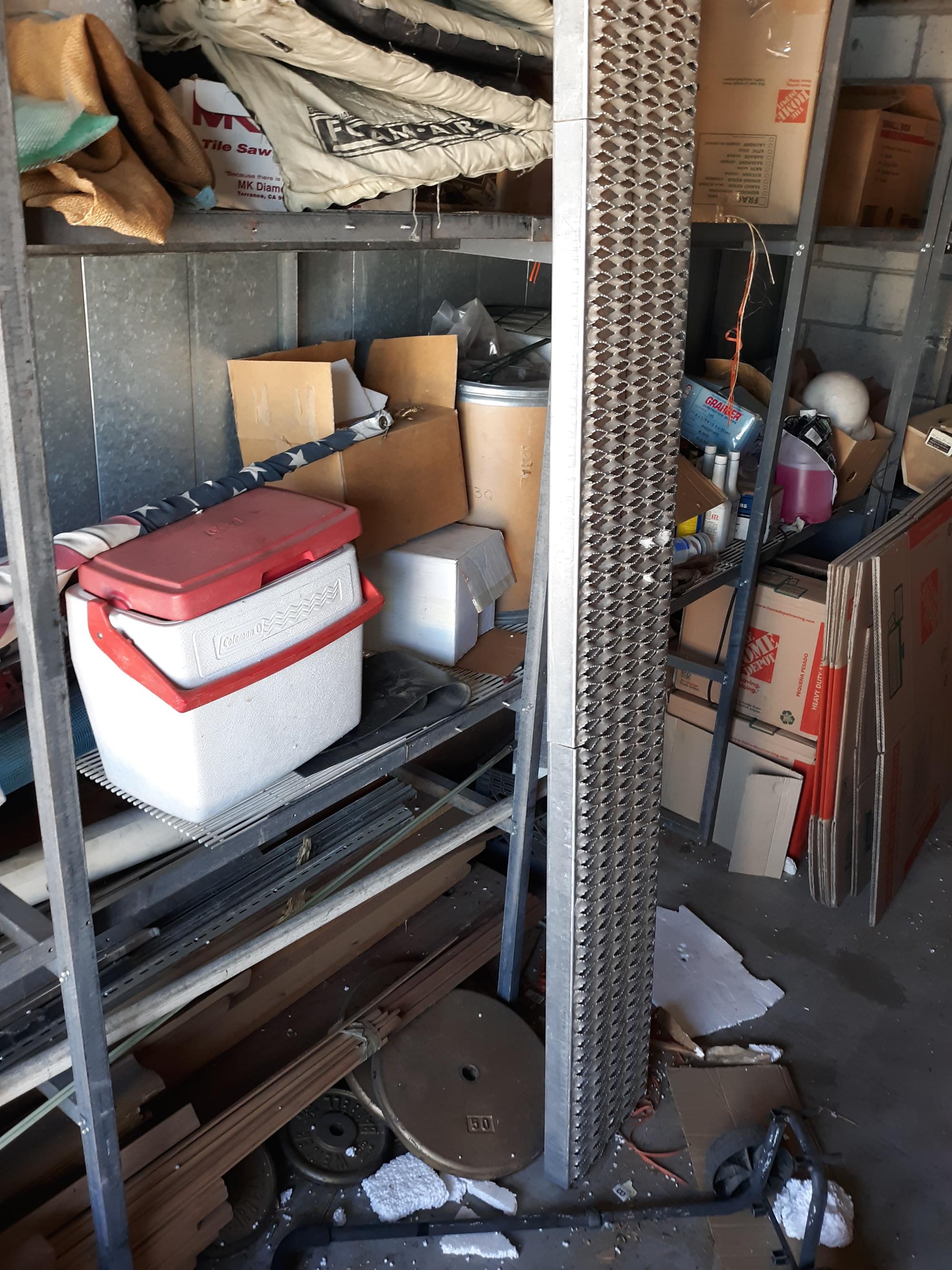 Storage Unit Auction 867591 Riverside Ca