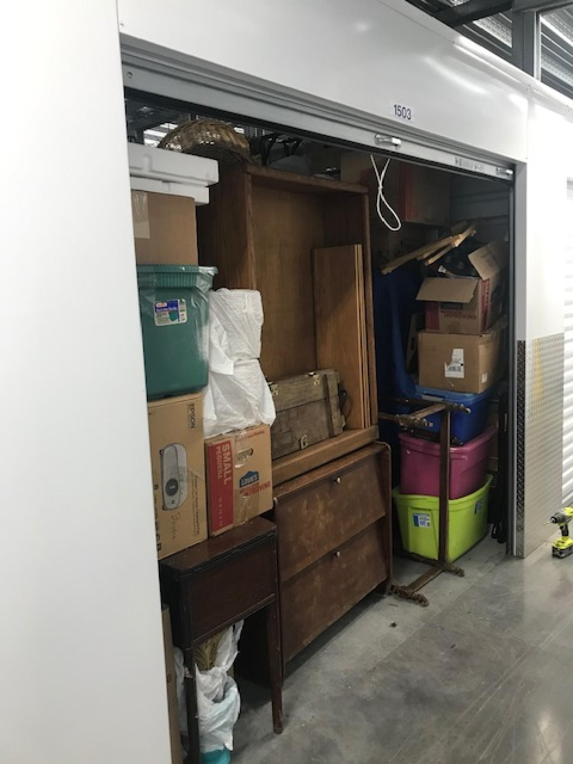 Storage Unit Auction 868660 Allen Tx