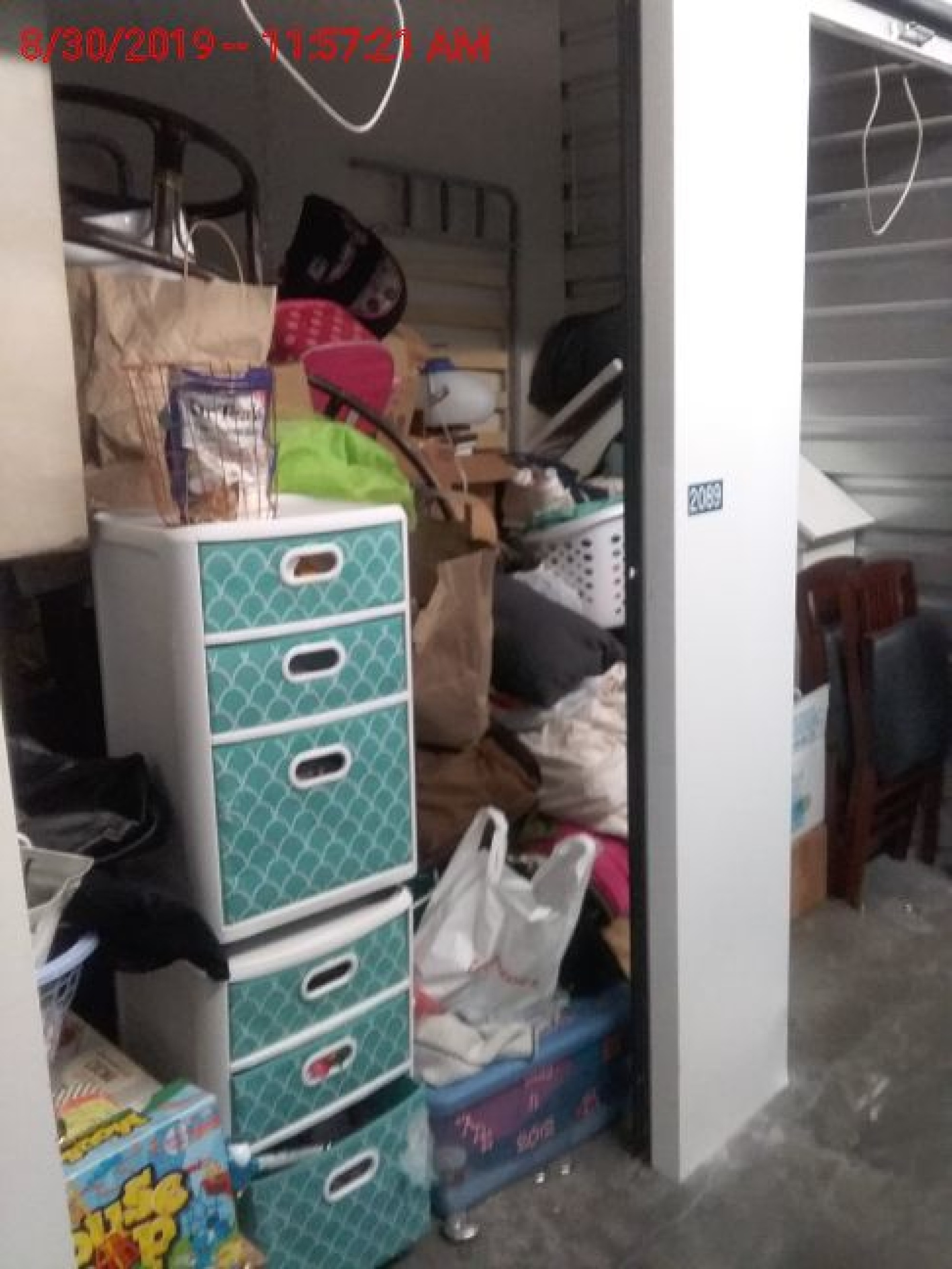 Storage Unit Auction 868886 Antioch Ca