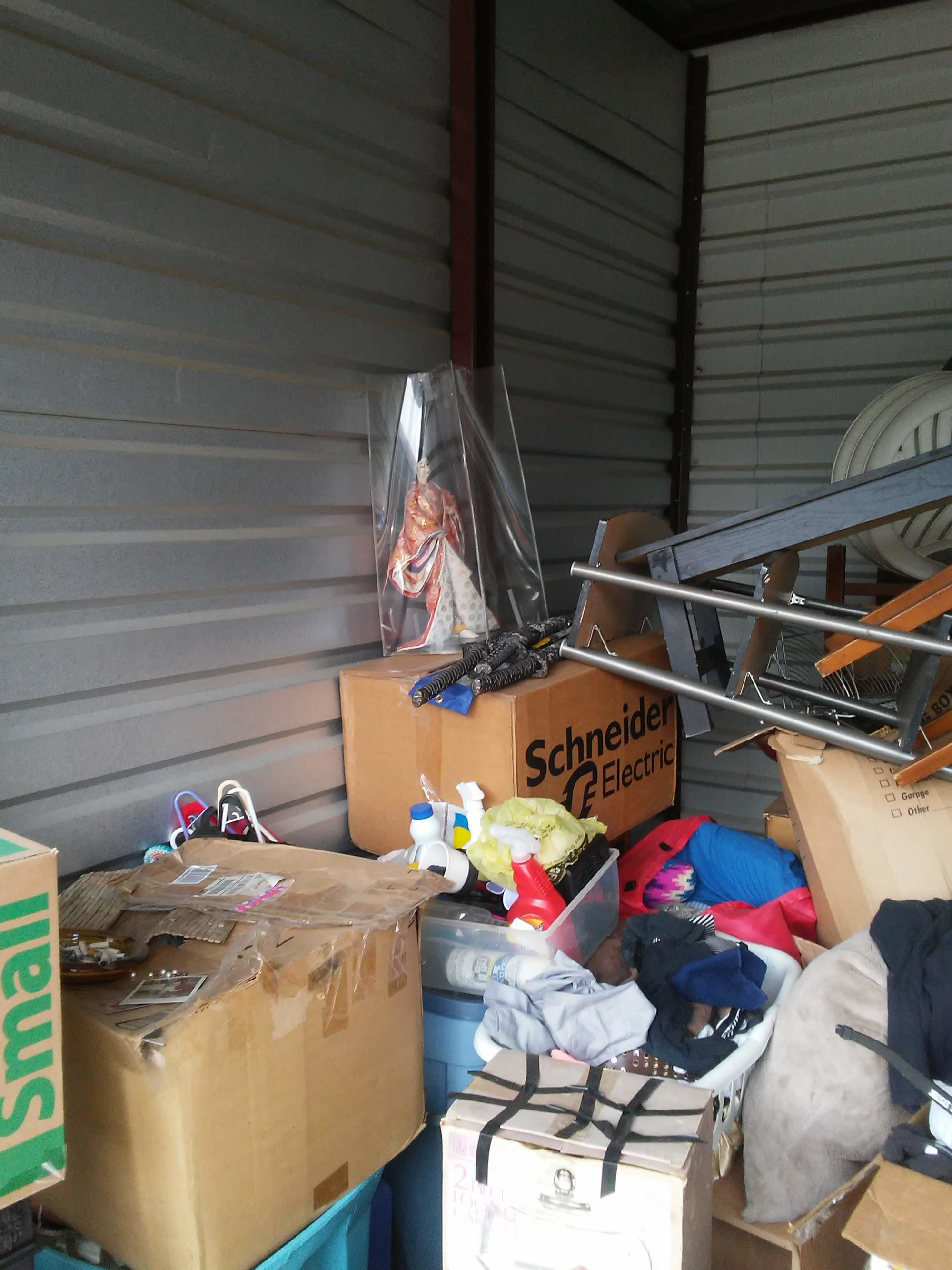 Storage Unit Auction 870088 The Colony Tx
