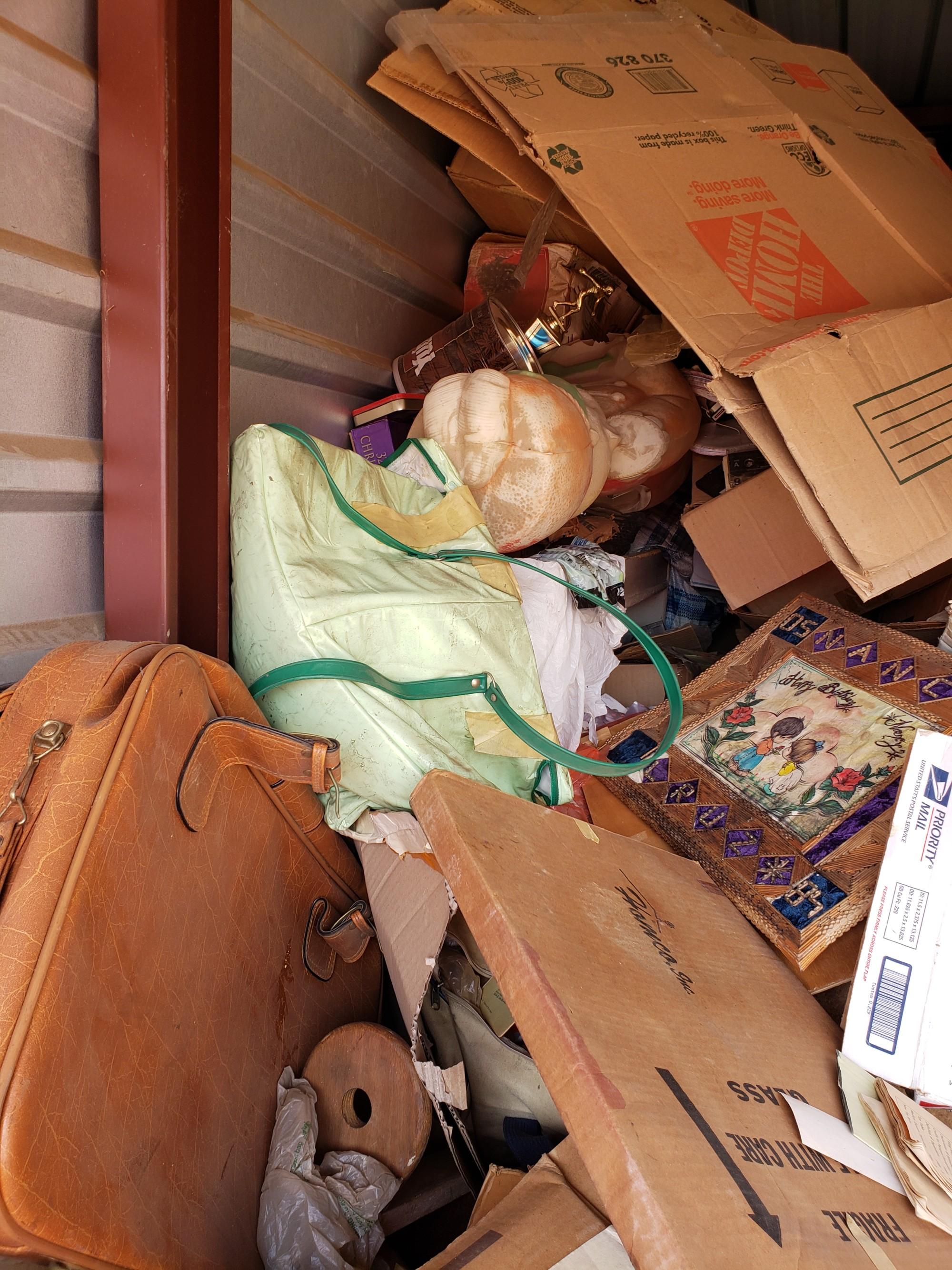 Storage Unit Auction 878458 Moreno Valley Ca