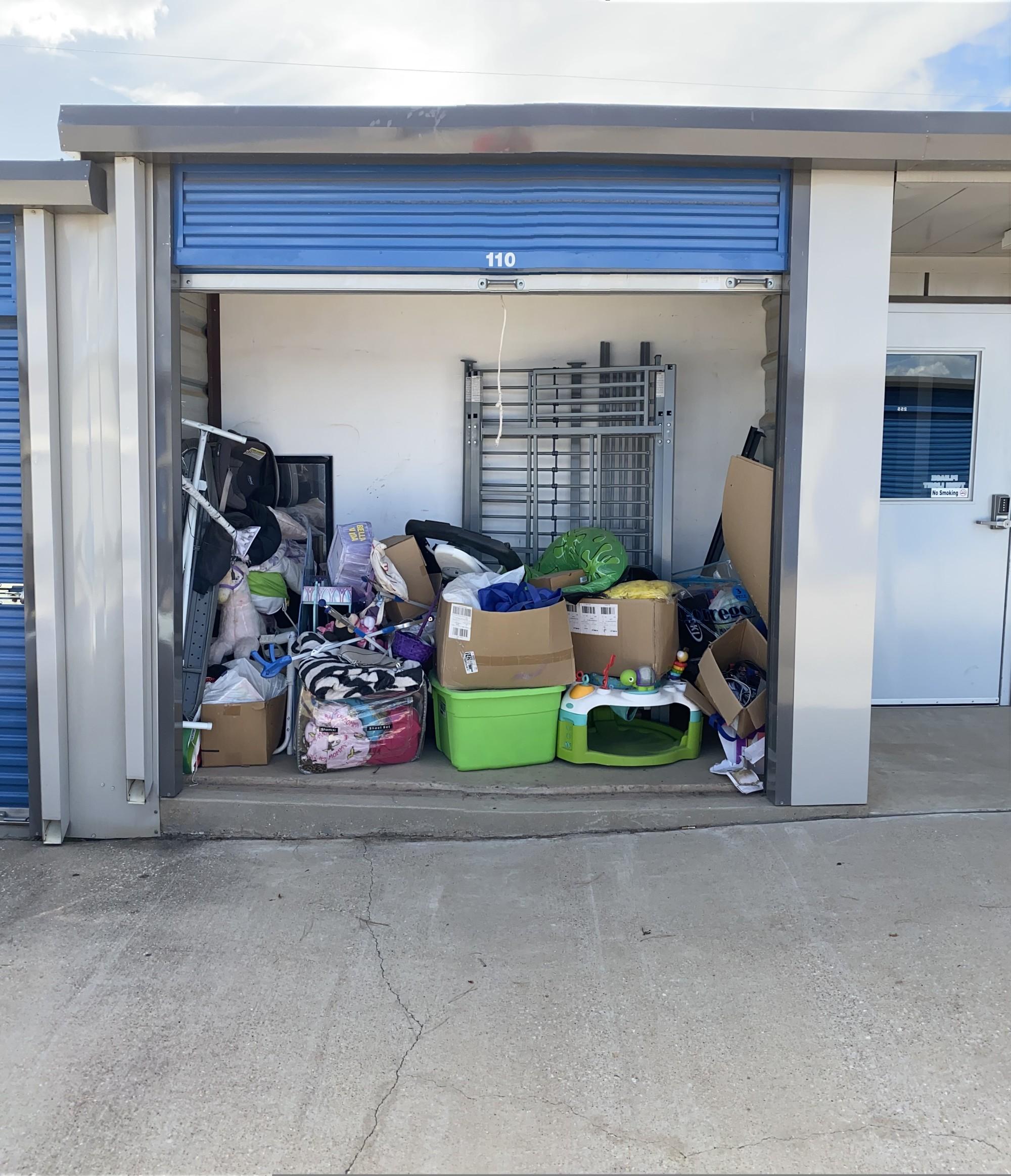 Storage Unit Auction 881597 Odessa Tx