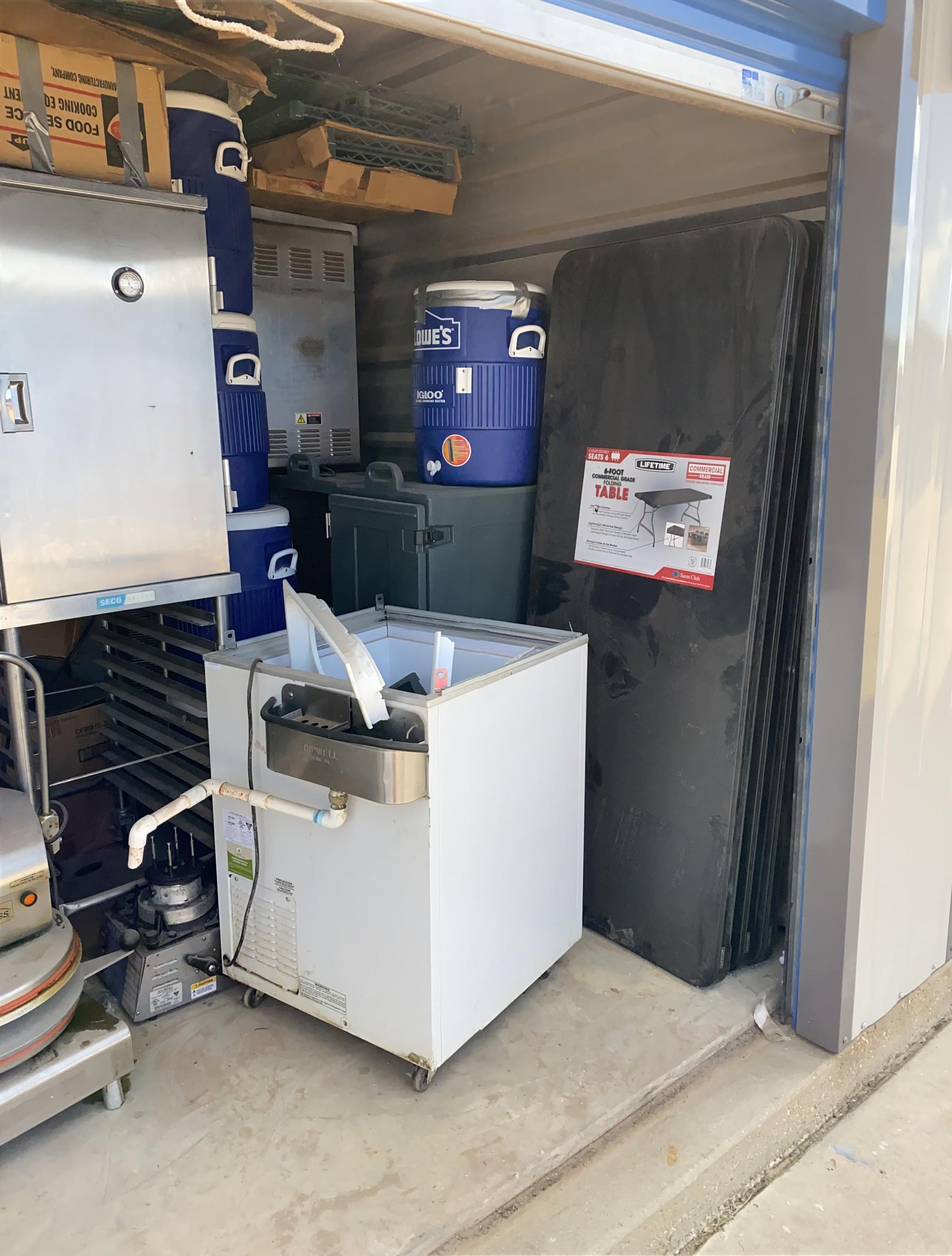 Storage Unit Auction 881598 Odessa Tx