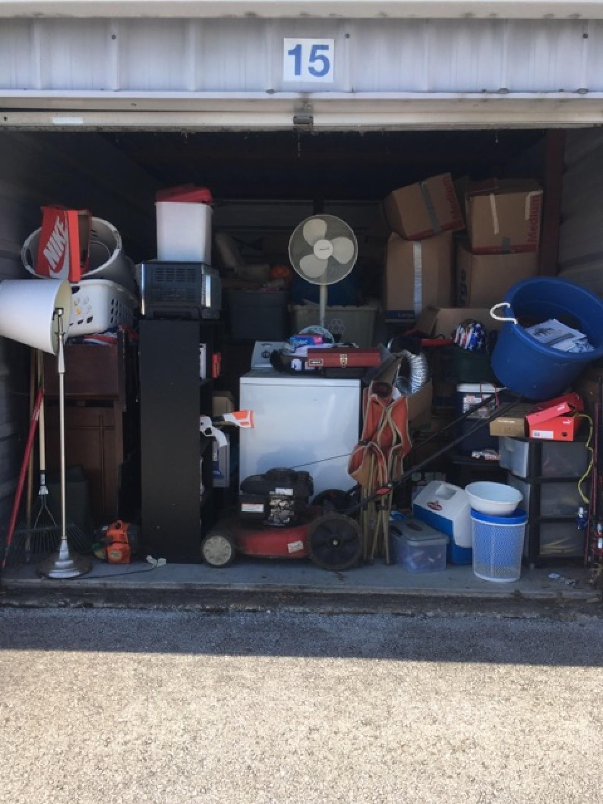 Storage Unit Auction 887151 Rogers Ar