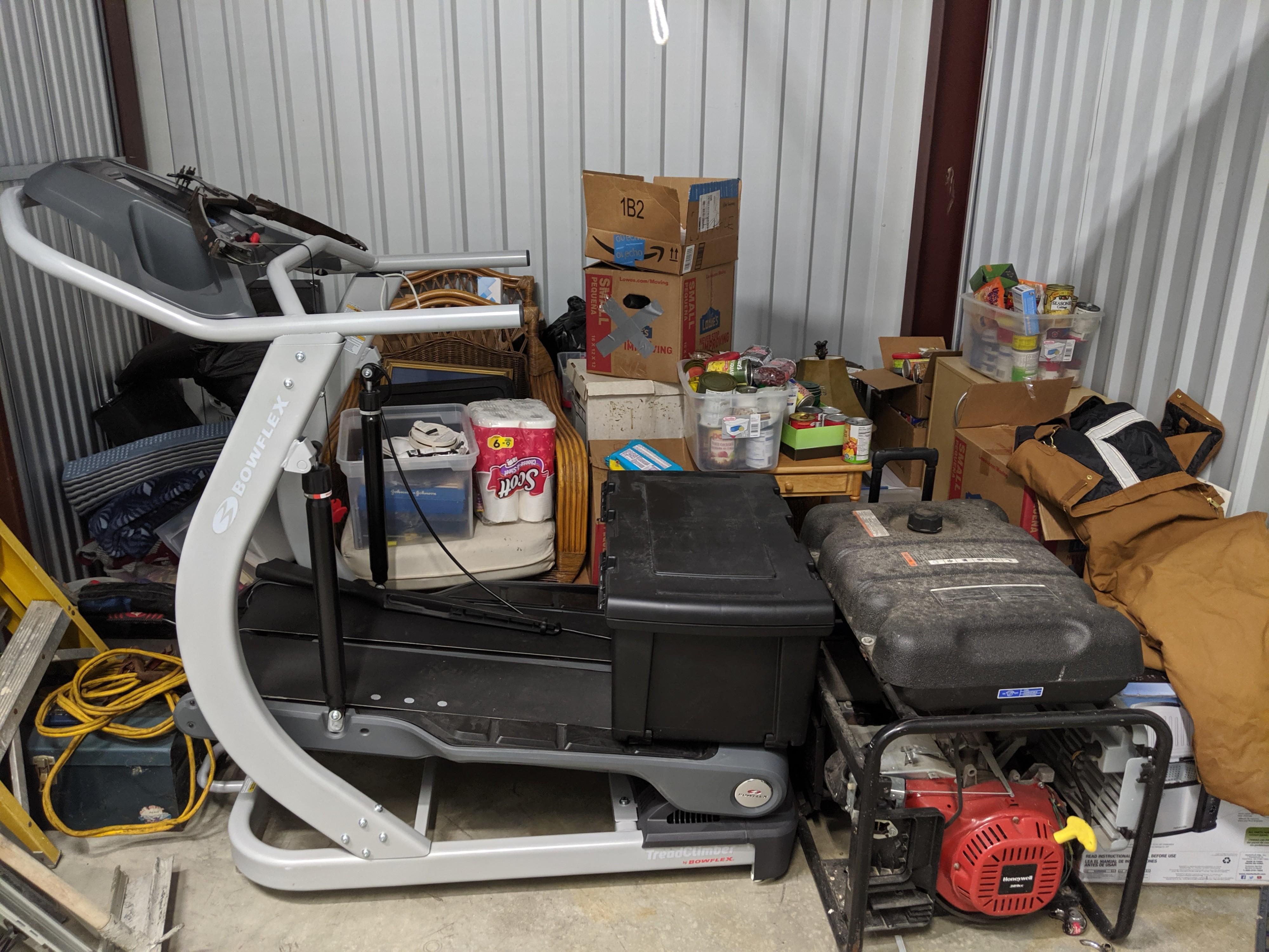Storage Unit Auction 891712 Baton Rouge La