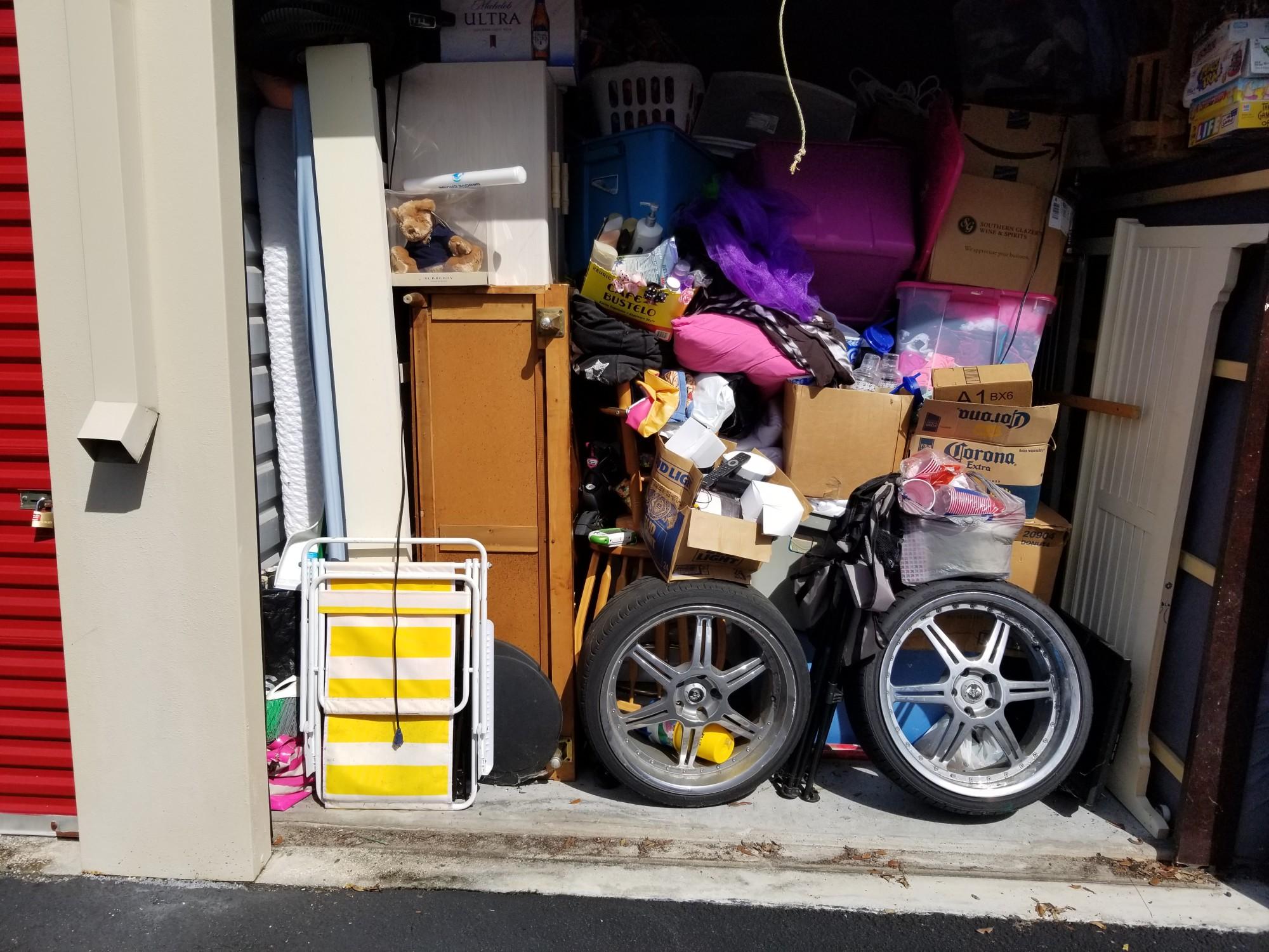 Storage Unit Auction 894736 Fort Myers Fl