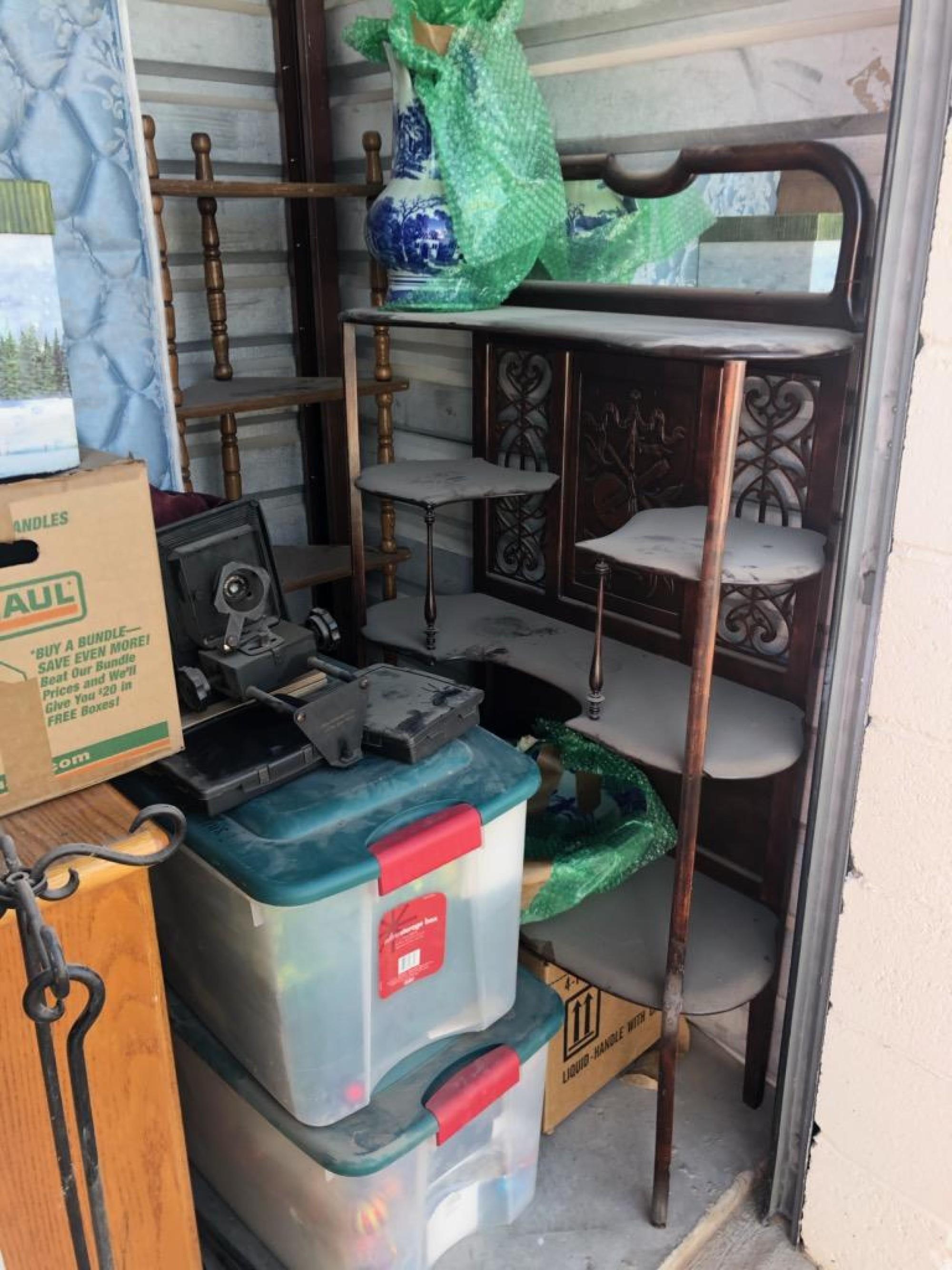 Storage Unit Auction 909080 El Paso Tx