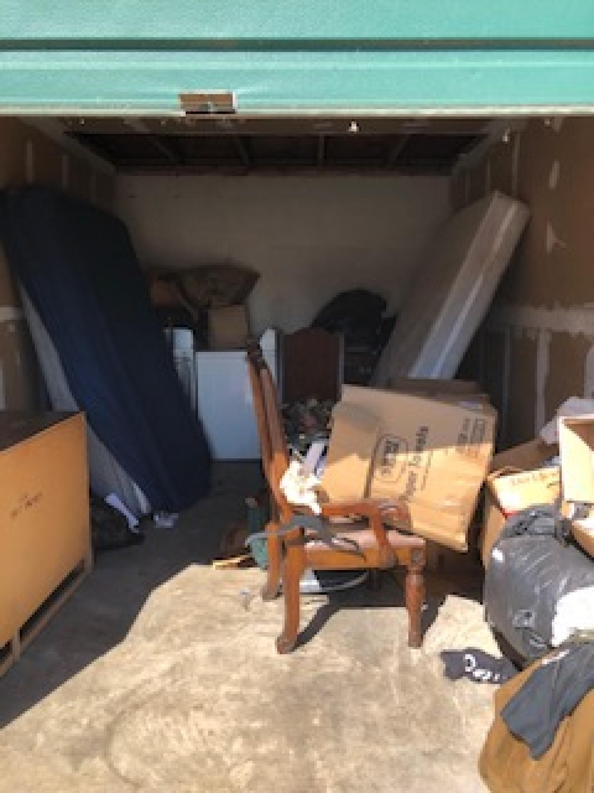 Storage Unit Auction 909743 Memphis Tn