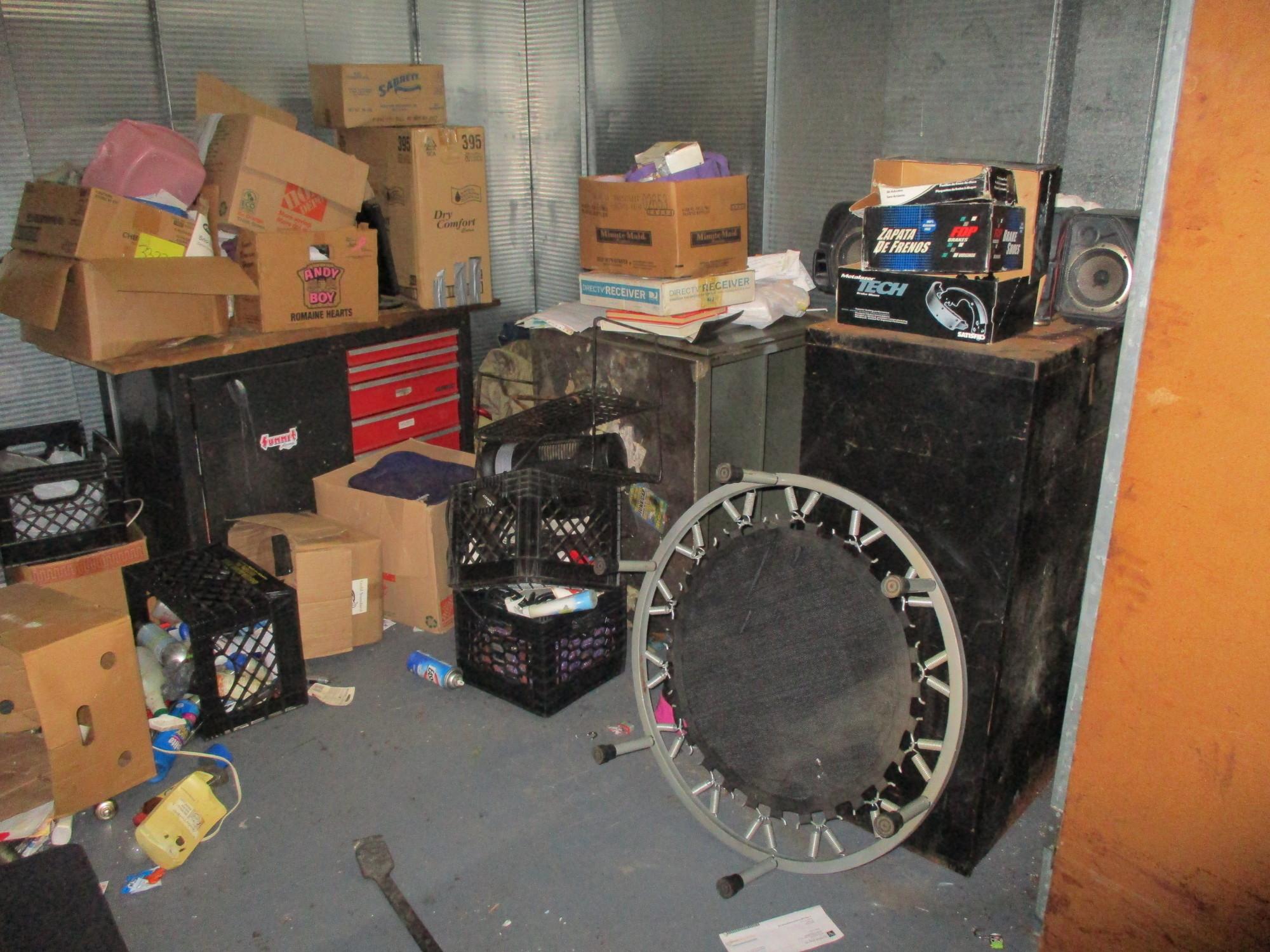 Storage Unit Auction 935161 Newark Nj