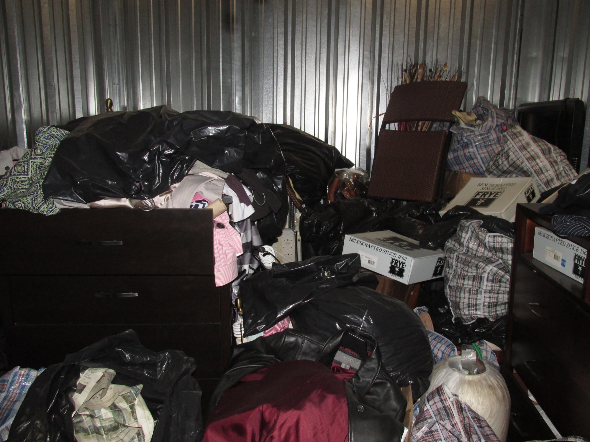 Storage Unit Auction 946119 Haledon Nj
