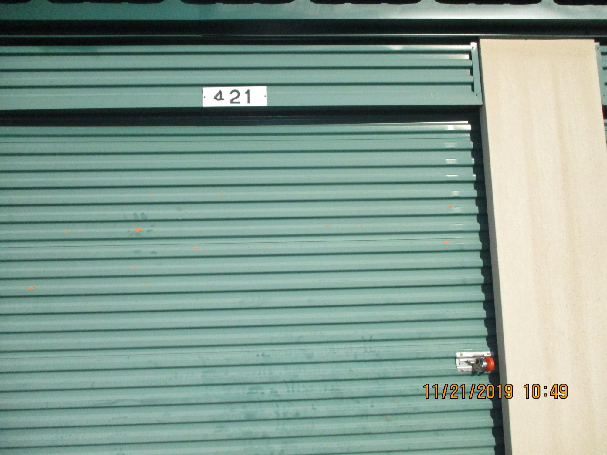Storage Unit Auction 964330 Lithia Springs Ga