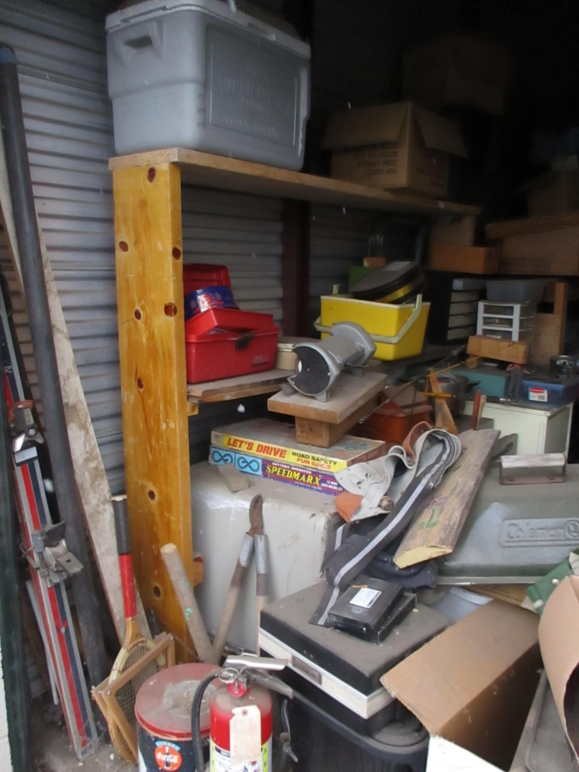 Storage Unit Auction 1008576 Ogden Ut