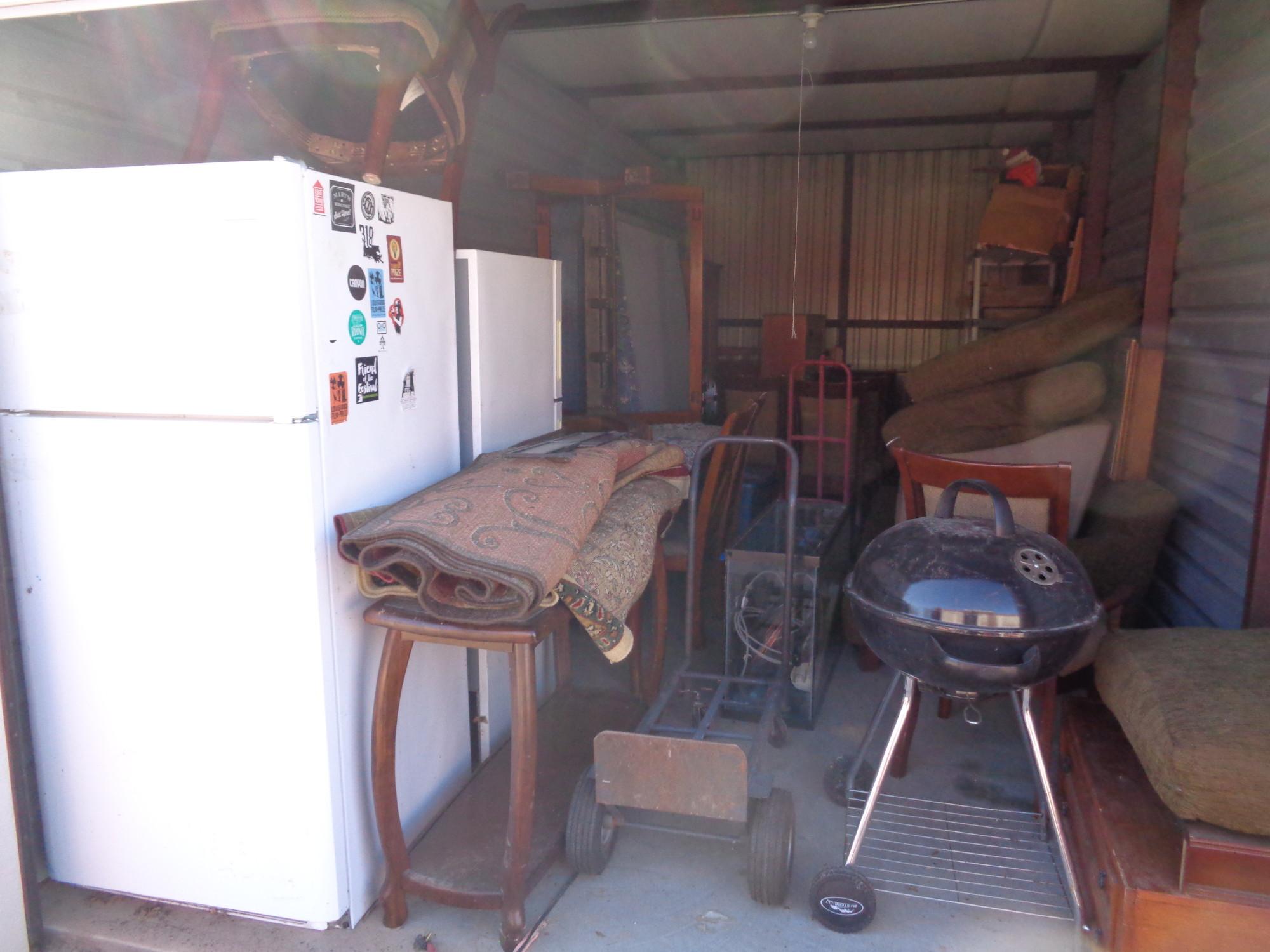 Storage Unit Auction 1018189 Bossier City La