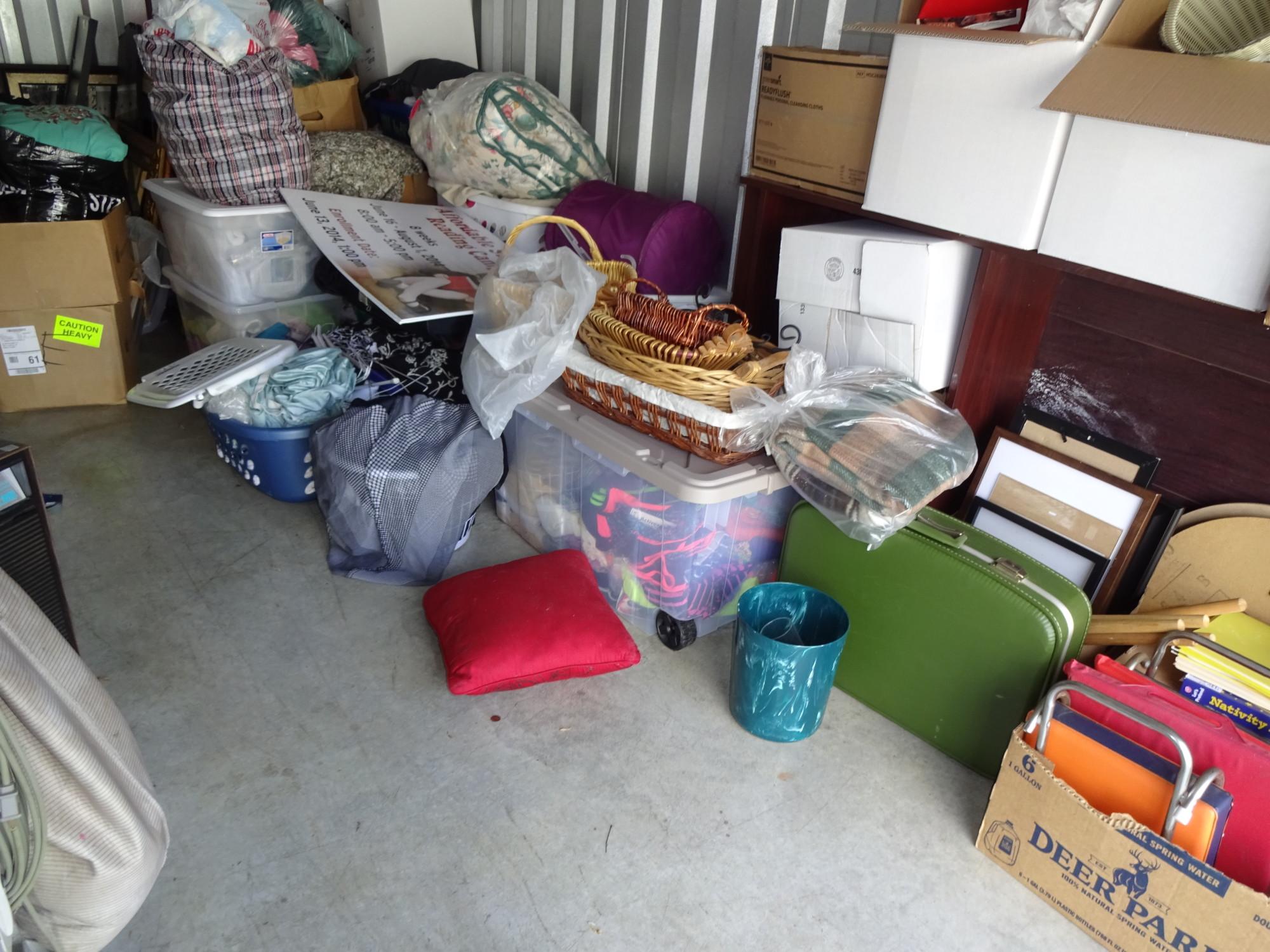 Storage Unit Auction 1020240 Charlottesville Va