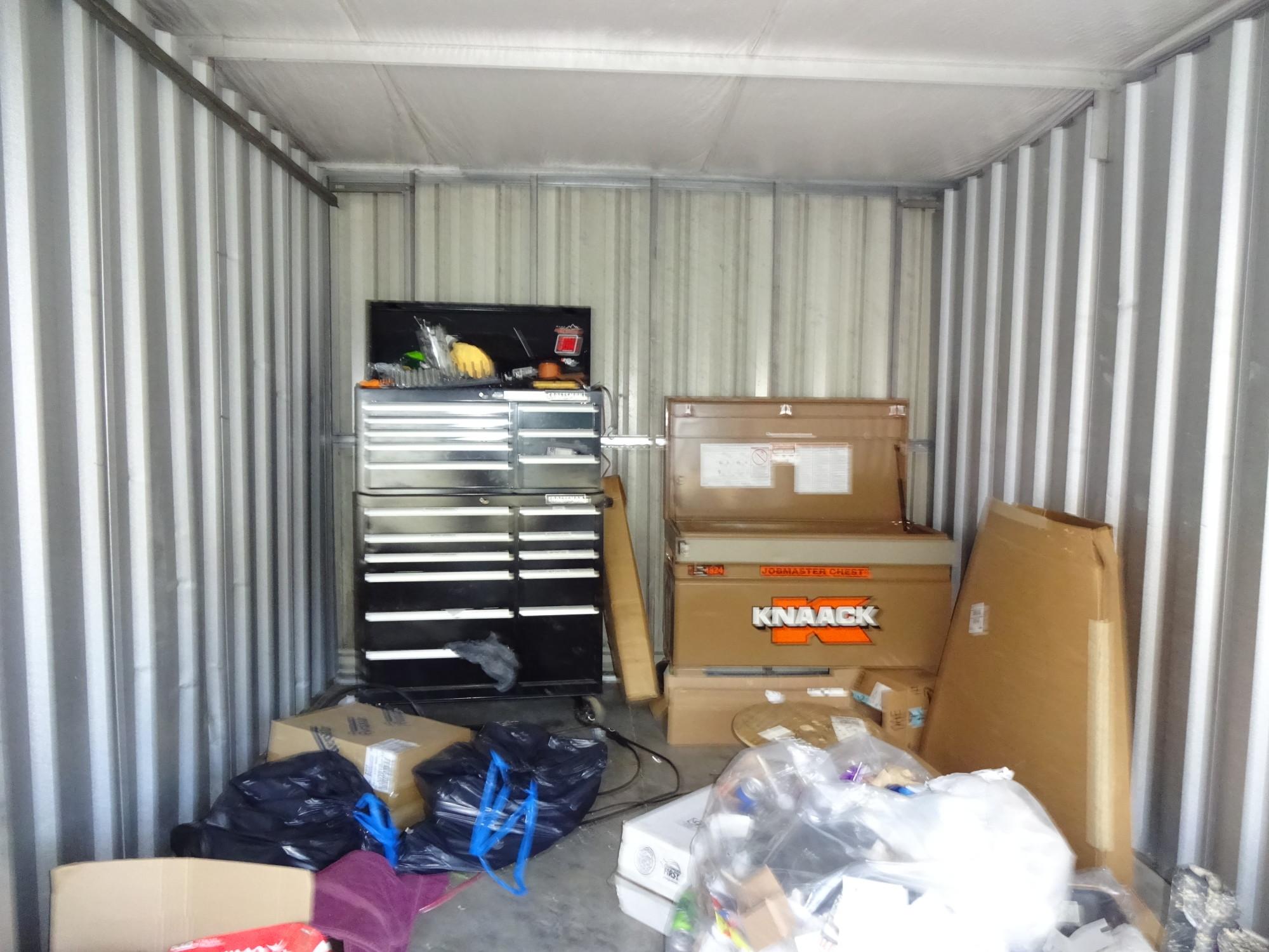 Storage Unit Auction 1020478 Charlottesville Va