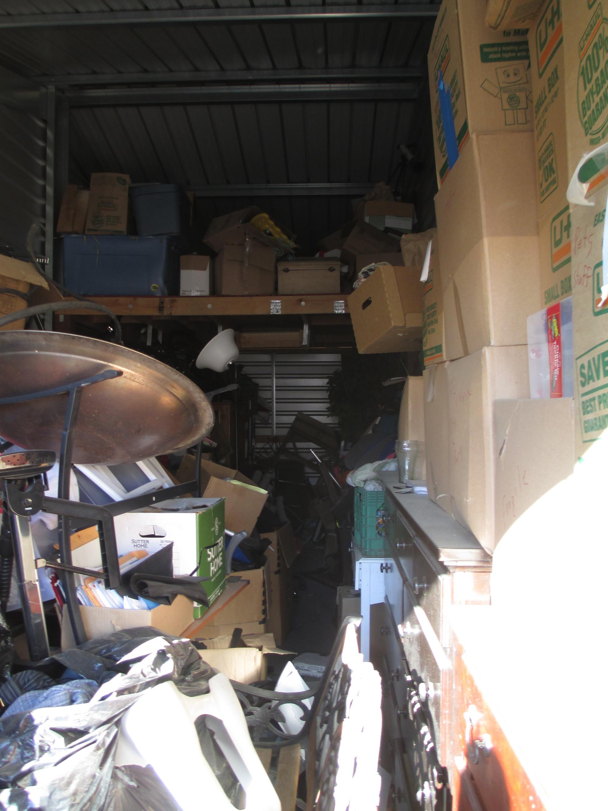 Storage Unit Auction 1037103 Reno Nv