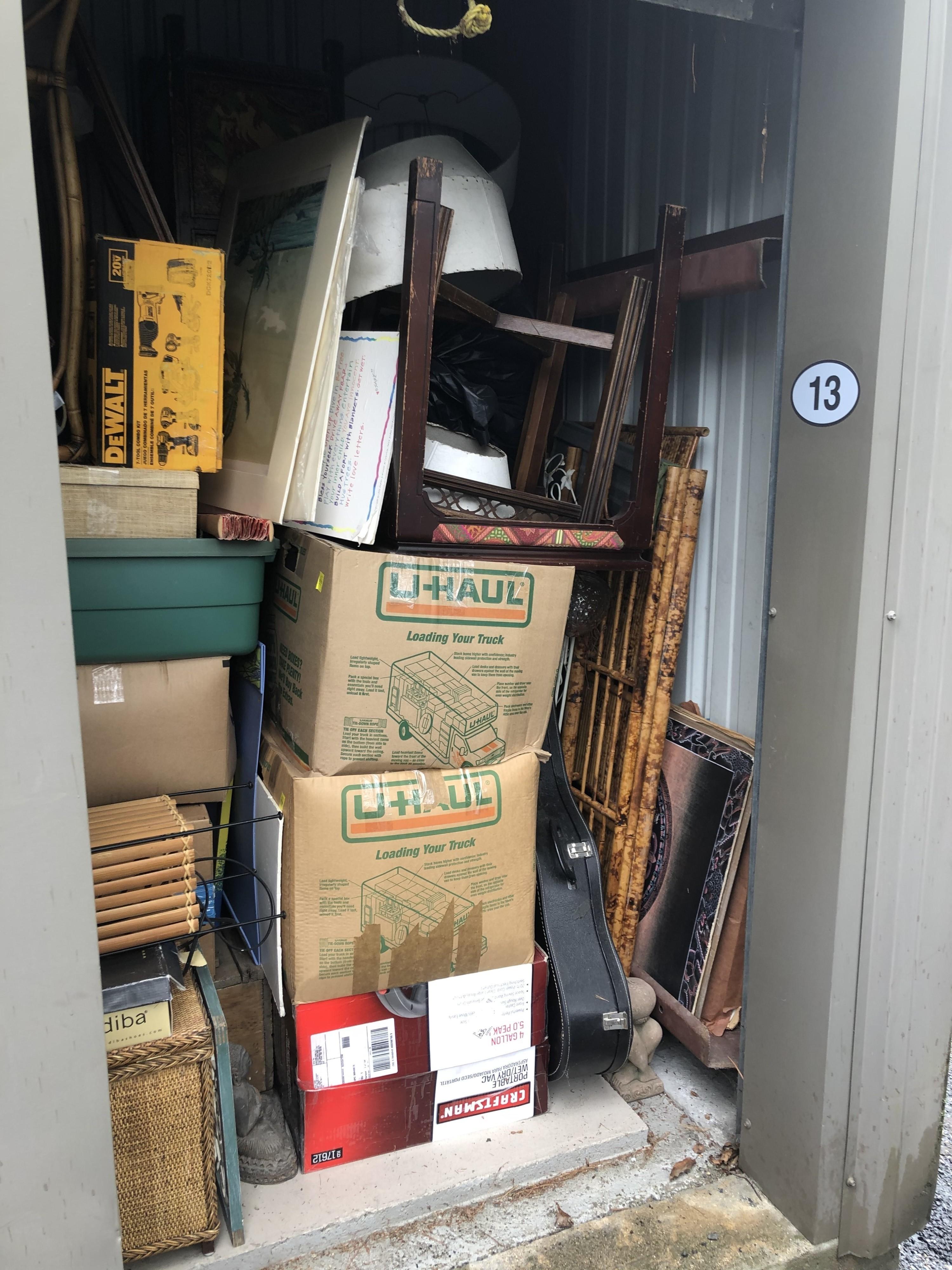 Storage Unit Auction: 1047312 | Manchester Center, VT ...