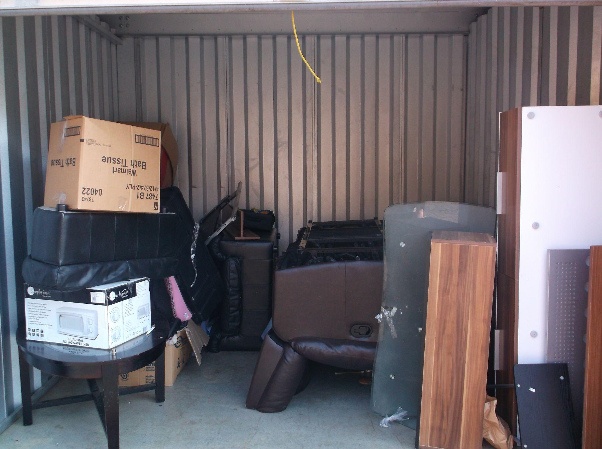 Storage Unit Auction 299788 Charlottesville Va