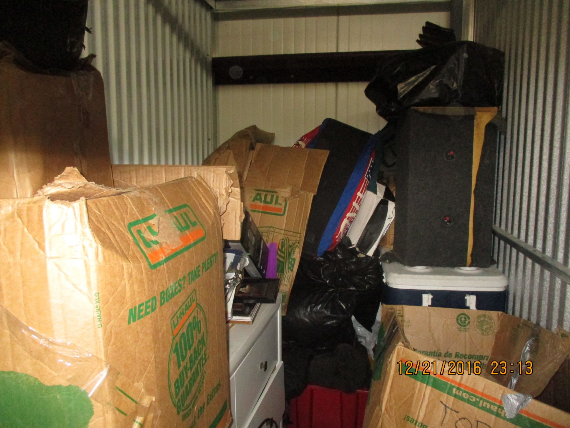 Storage Unit Auction: 399025 | Miami Gardens, FL | StorageTreasures.com