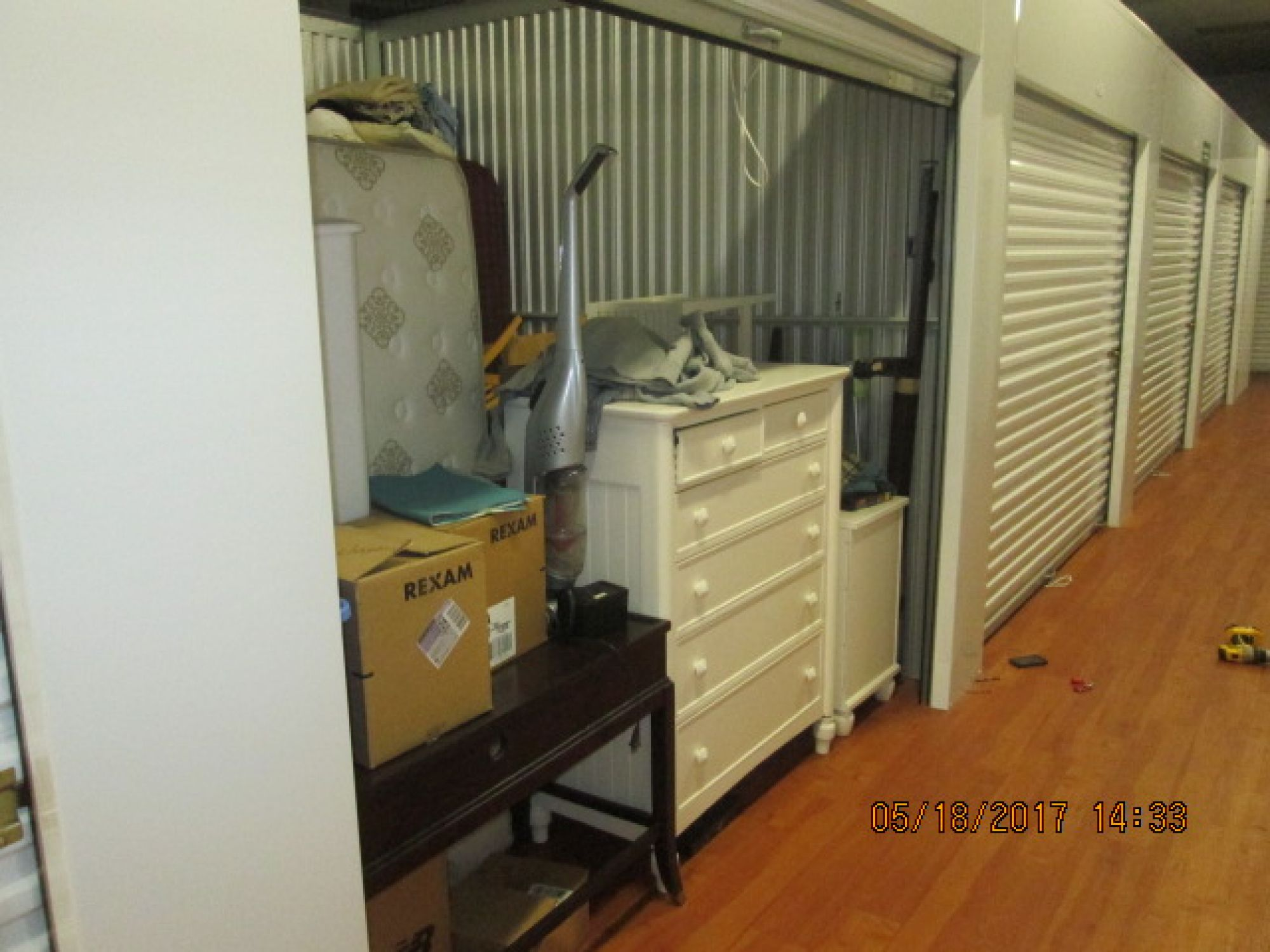 Storage Unit Auction 423615 Rochester Ny