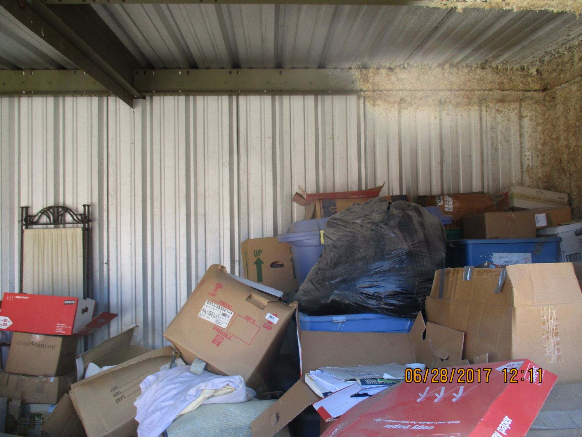 Storage Unit Auction 446643 Modesto CA StorageTreasurescom