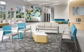 Our Healthcare Furniture and Modern Waiting Room Chairs are geared toward the office furniture requirements of today's healthcare facilities