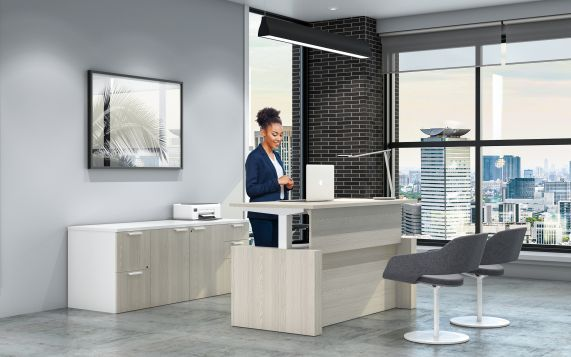 Stand Up Office Desks