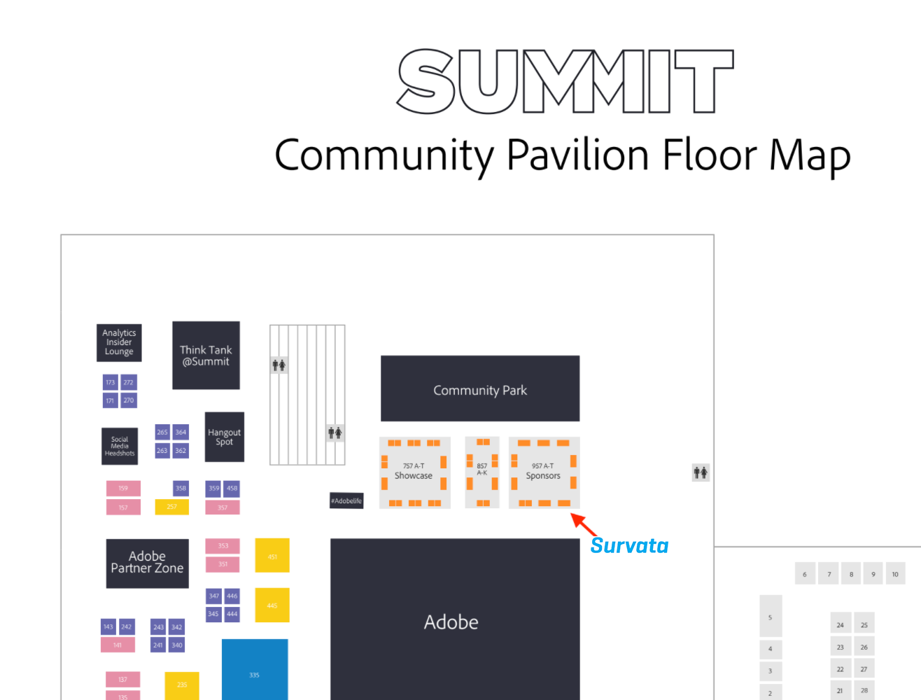 Survata at Adobe Summit