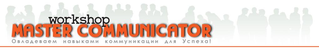 Мастерская Навыков Коммуникации