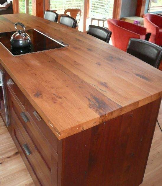 Diy Wood Kitchen Countertops: How To Clean Your Wood Countertops
